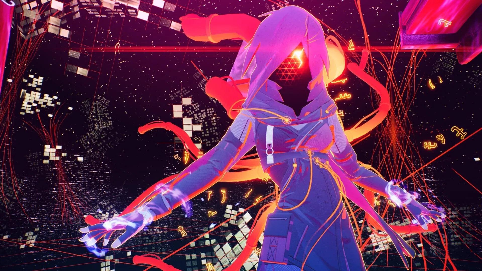 Scarlet Nexus free background