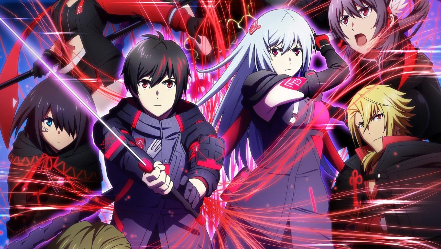 Scarlet Nexus desktop wallpaper