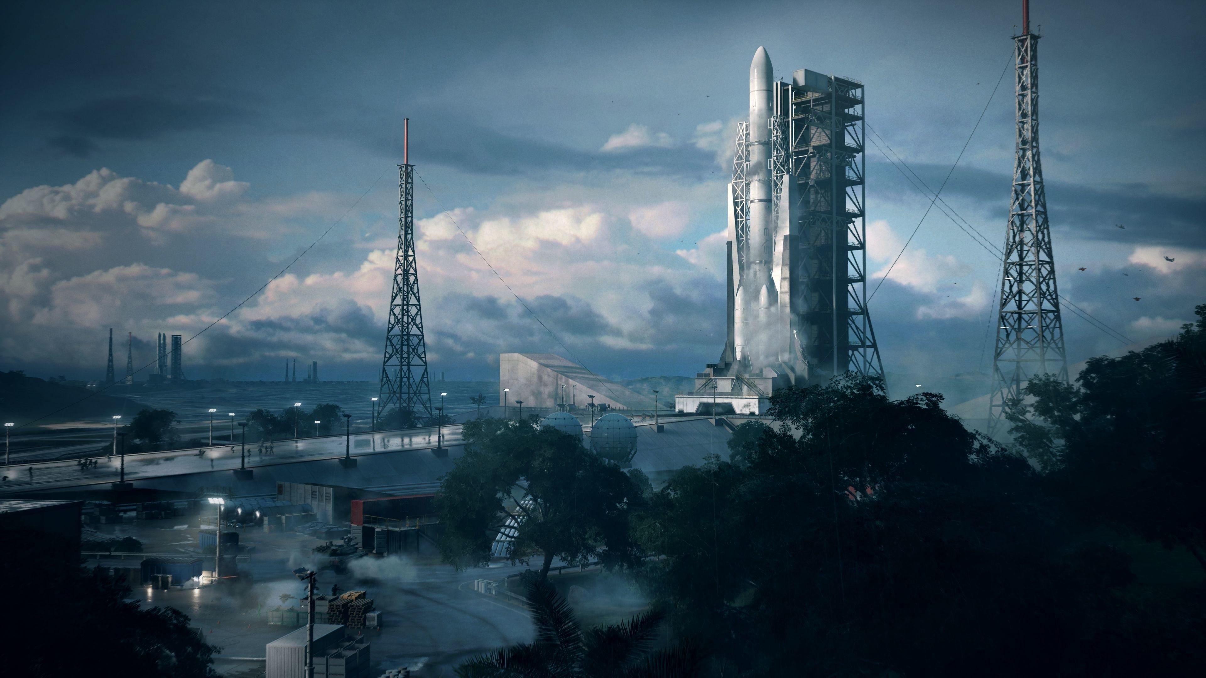 Battlefield 2042 hd background