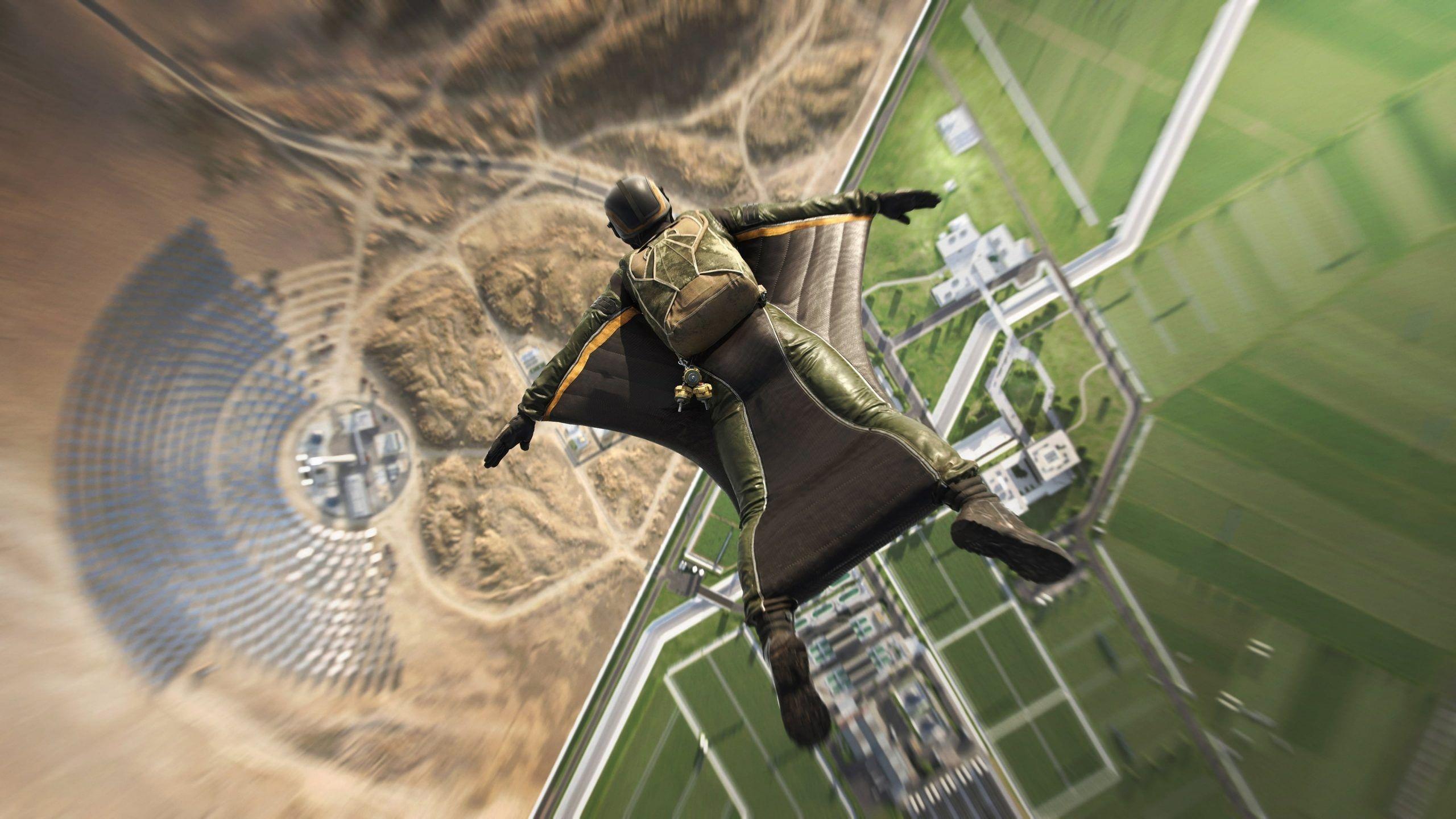 Battlefield 2042 computer background