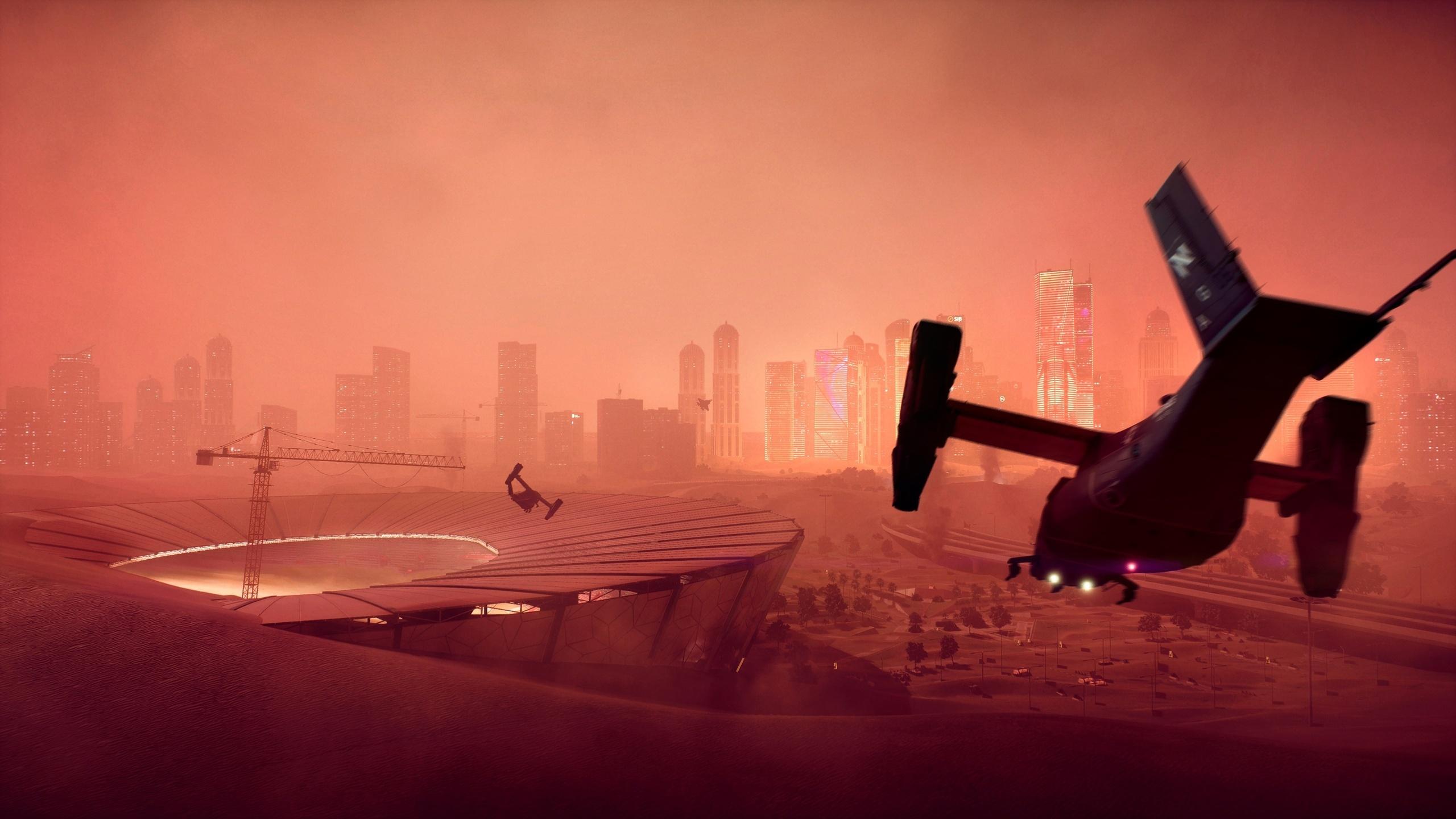 Battlefield 2042 desktop background