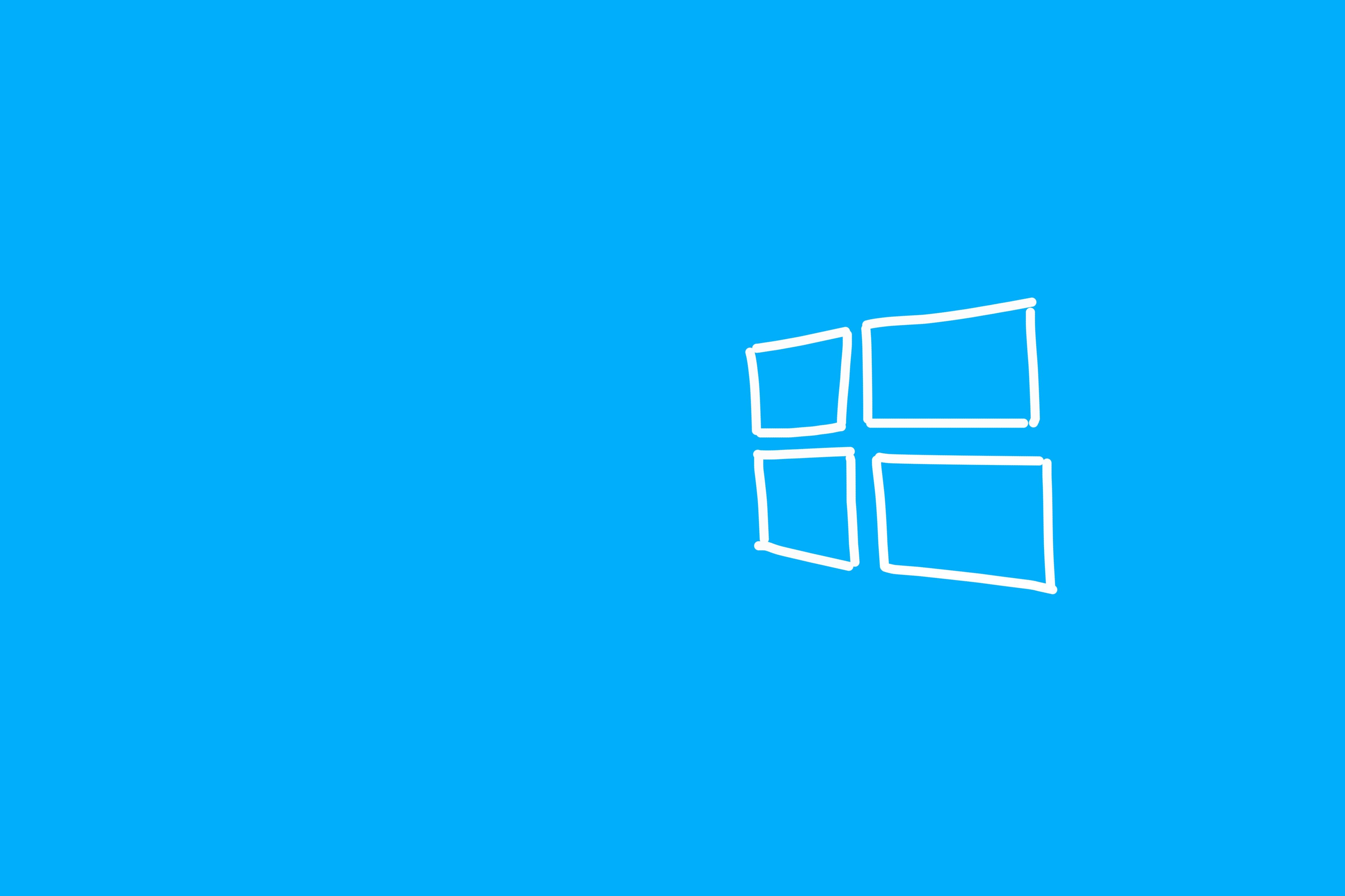Hand Drawn Windows free photo