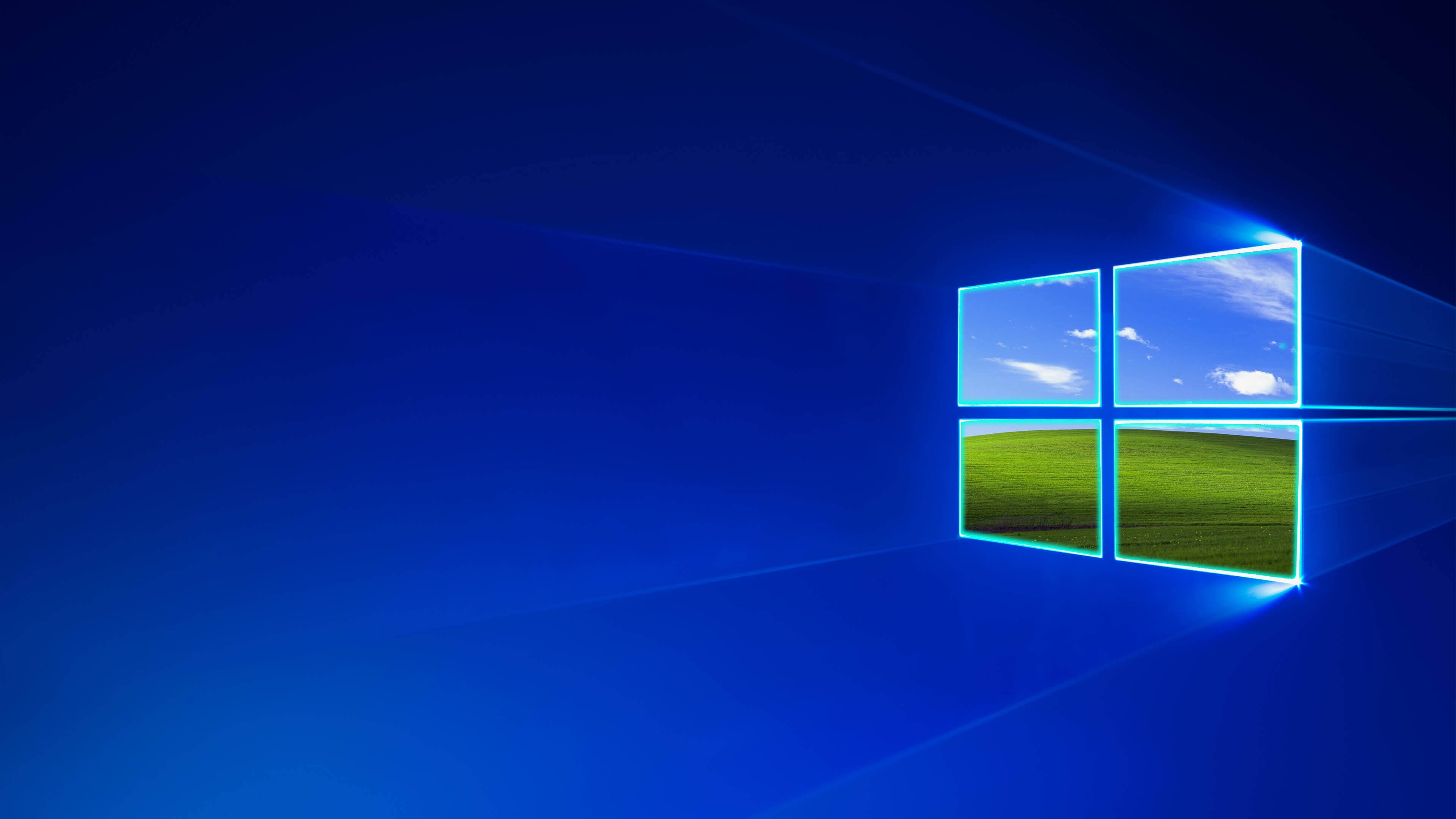 Windows 10 Bliss free wallpaper