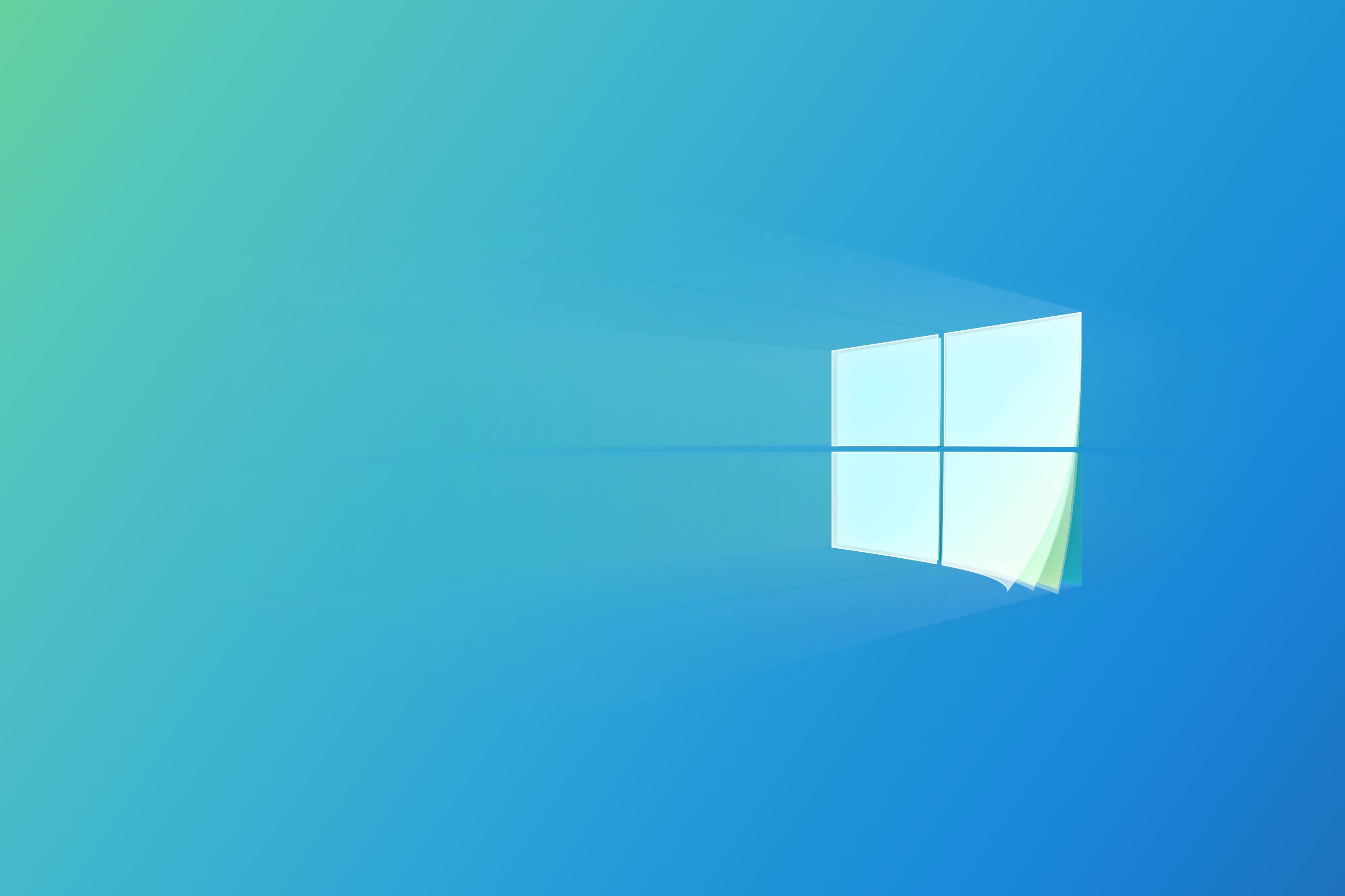 Windows 10 & Edge & Fluent background picture