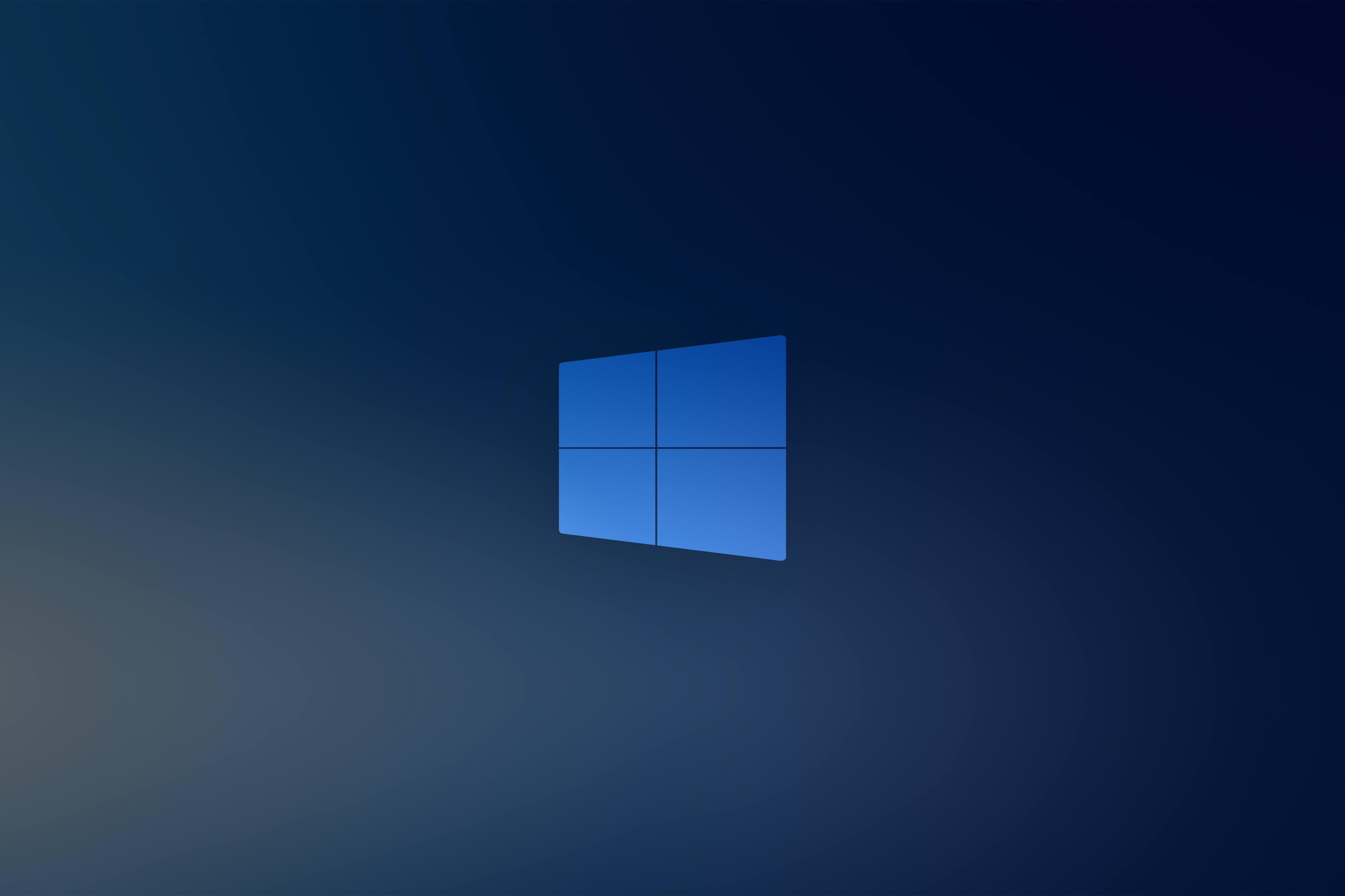 Windows 10x Logo best background