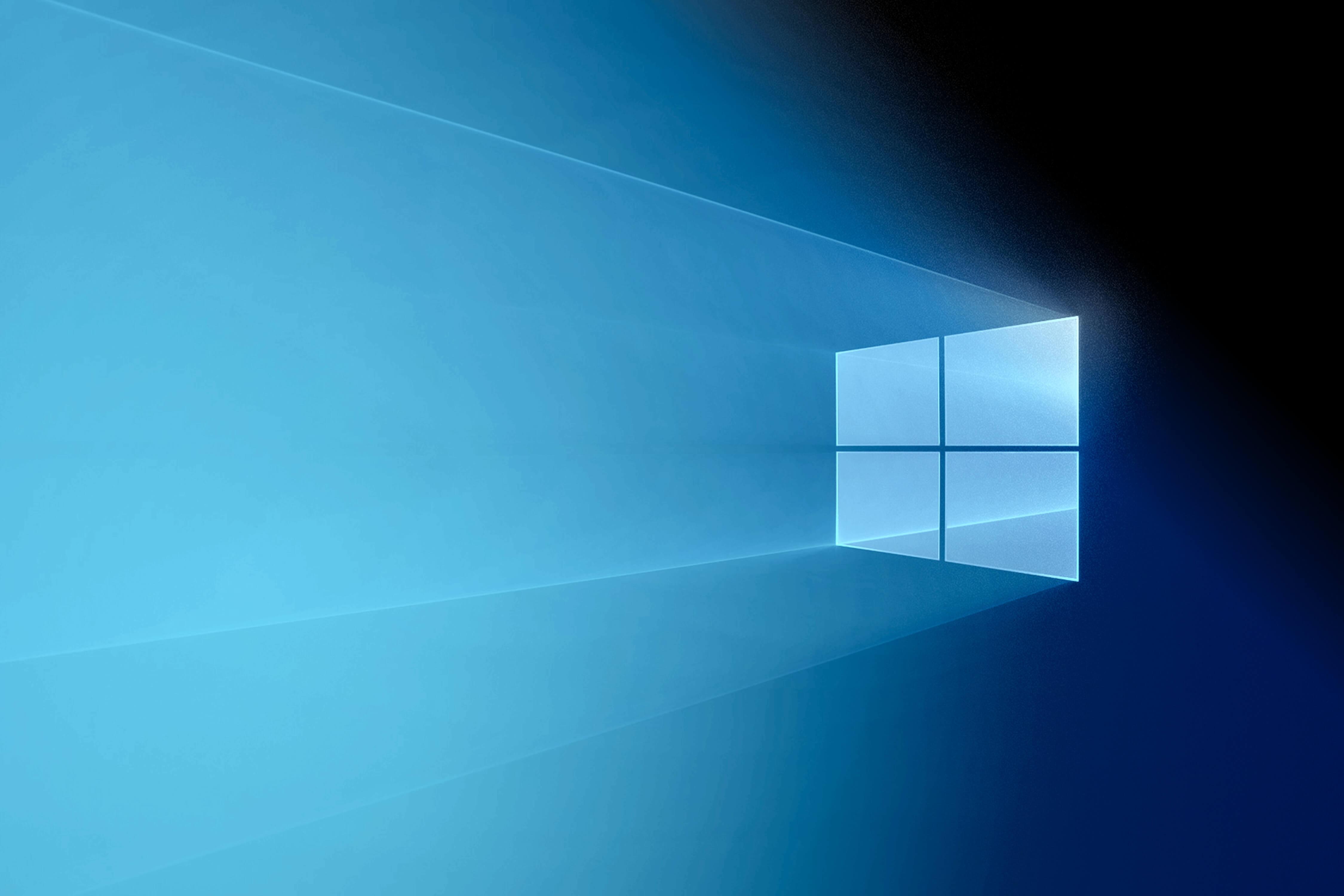Windows Dark background picture