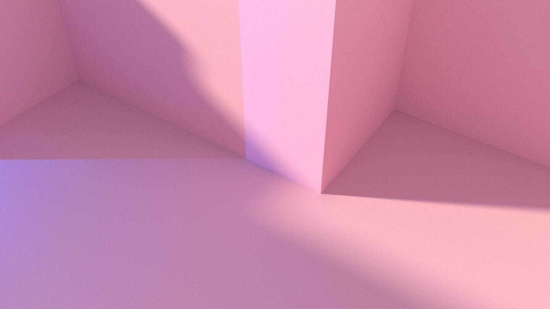 Blush cool background