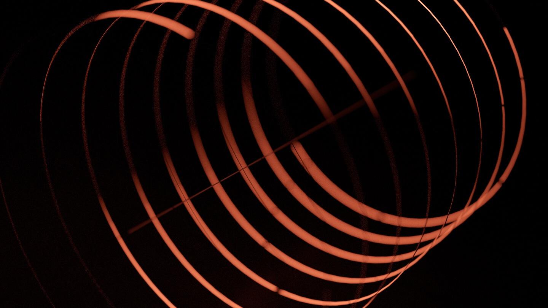 Fire Spiral free background