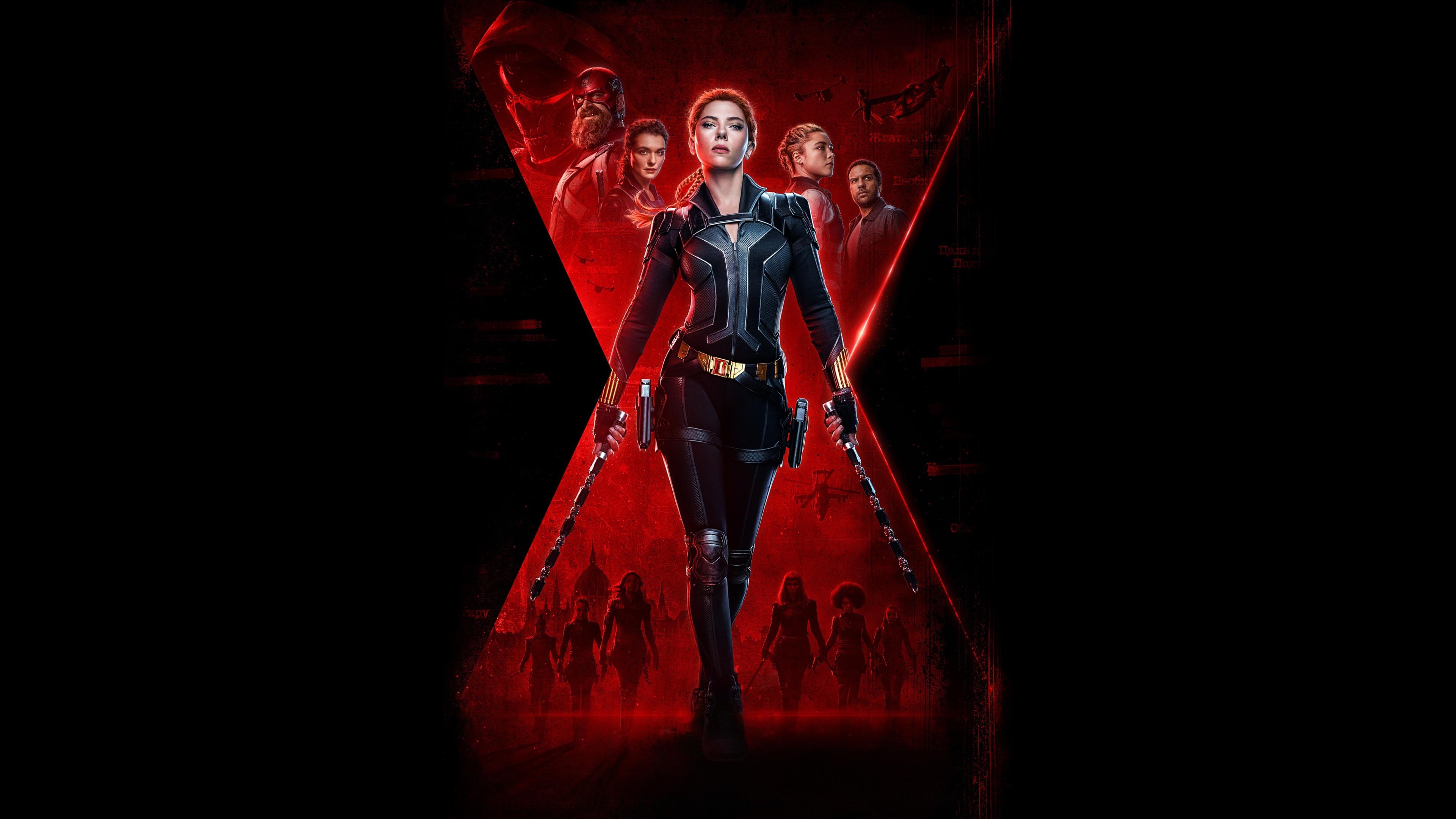 Black Widow cool wallpaper