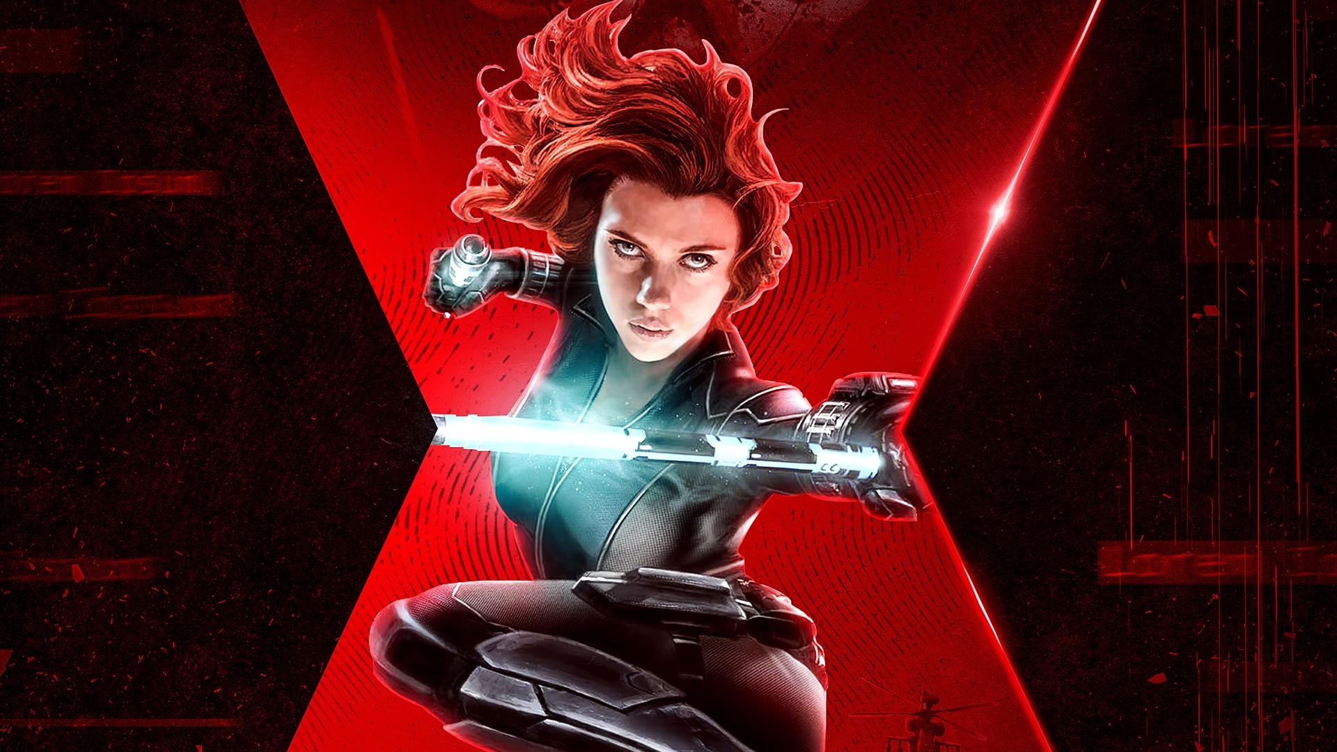 Black Widow best wallpaper