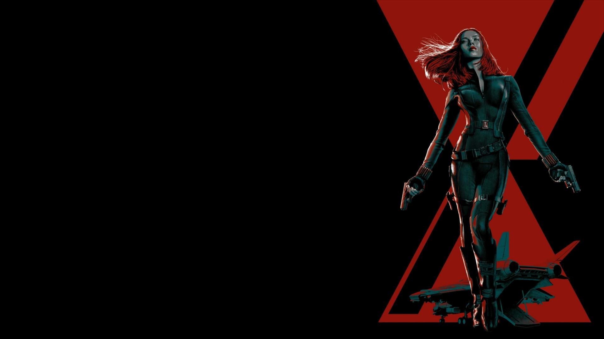 Black Widow hd background