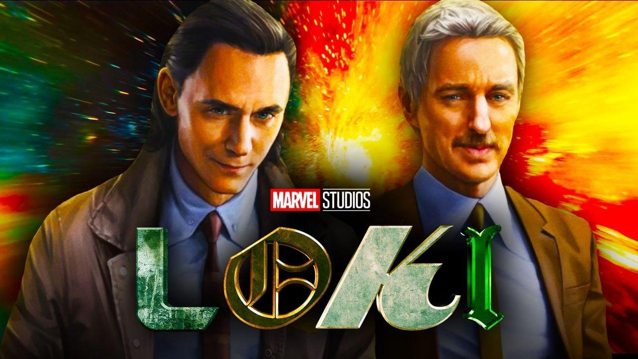 Loki hd background