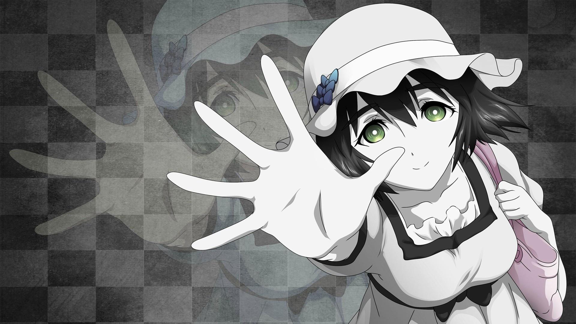 Anime Girl Smile 1080p wallpaper