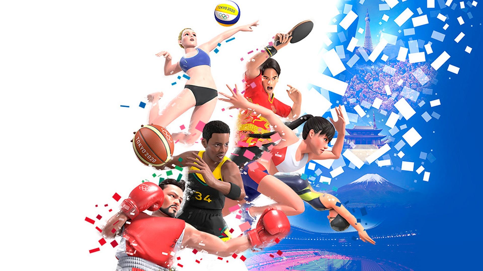 Tokyo 2020 Olympics 1080p wallpaper