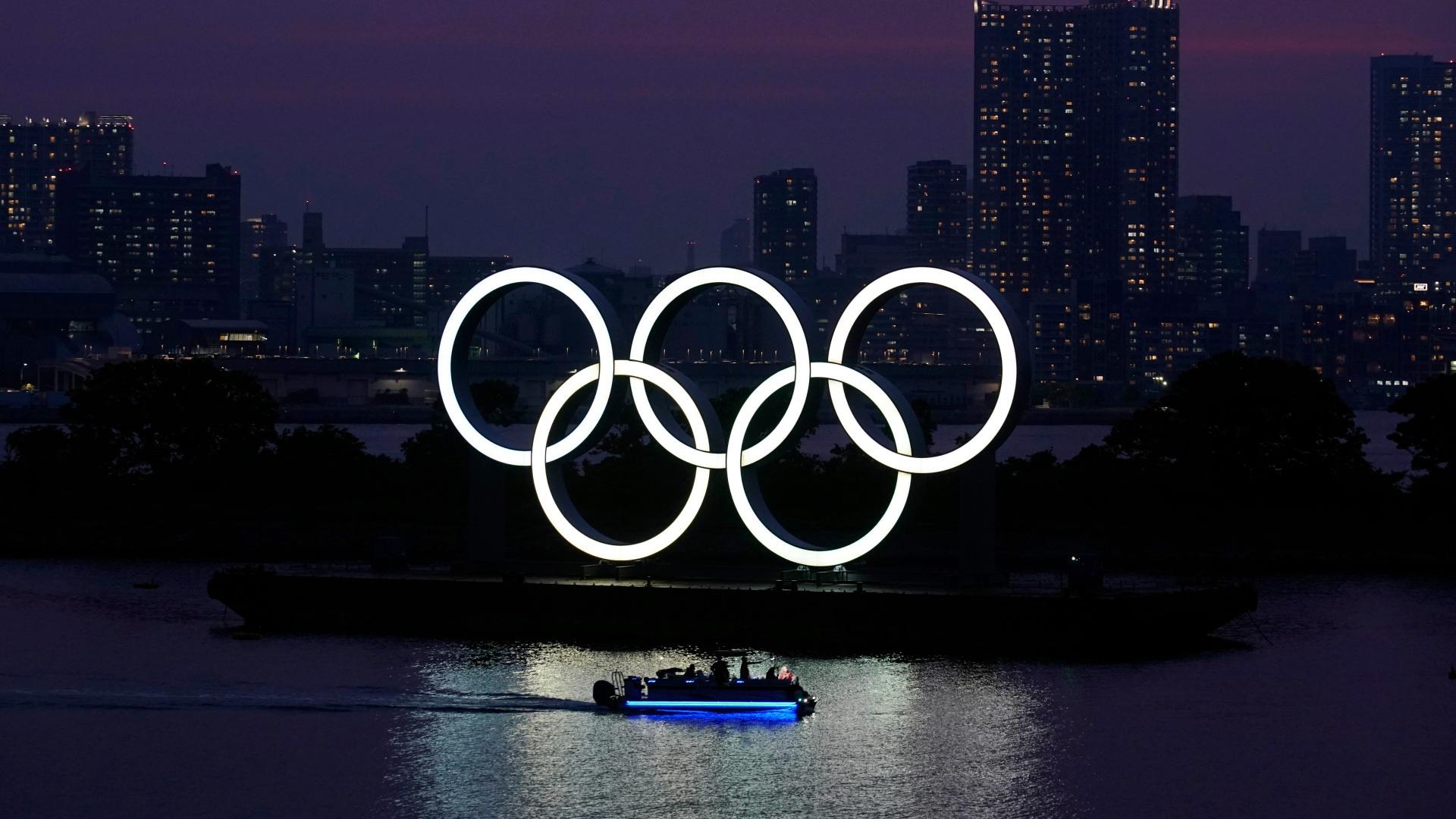 Olympics Tokyo desktop wallpaper