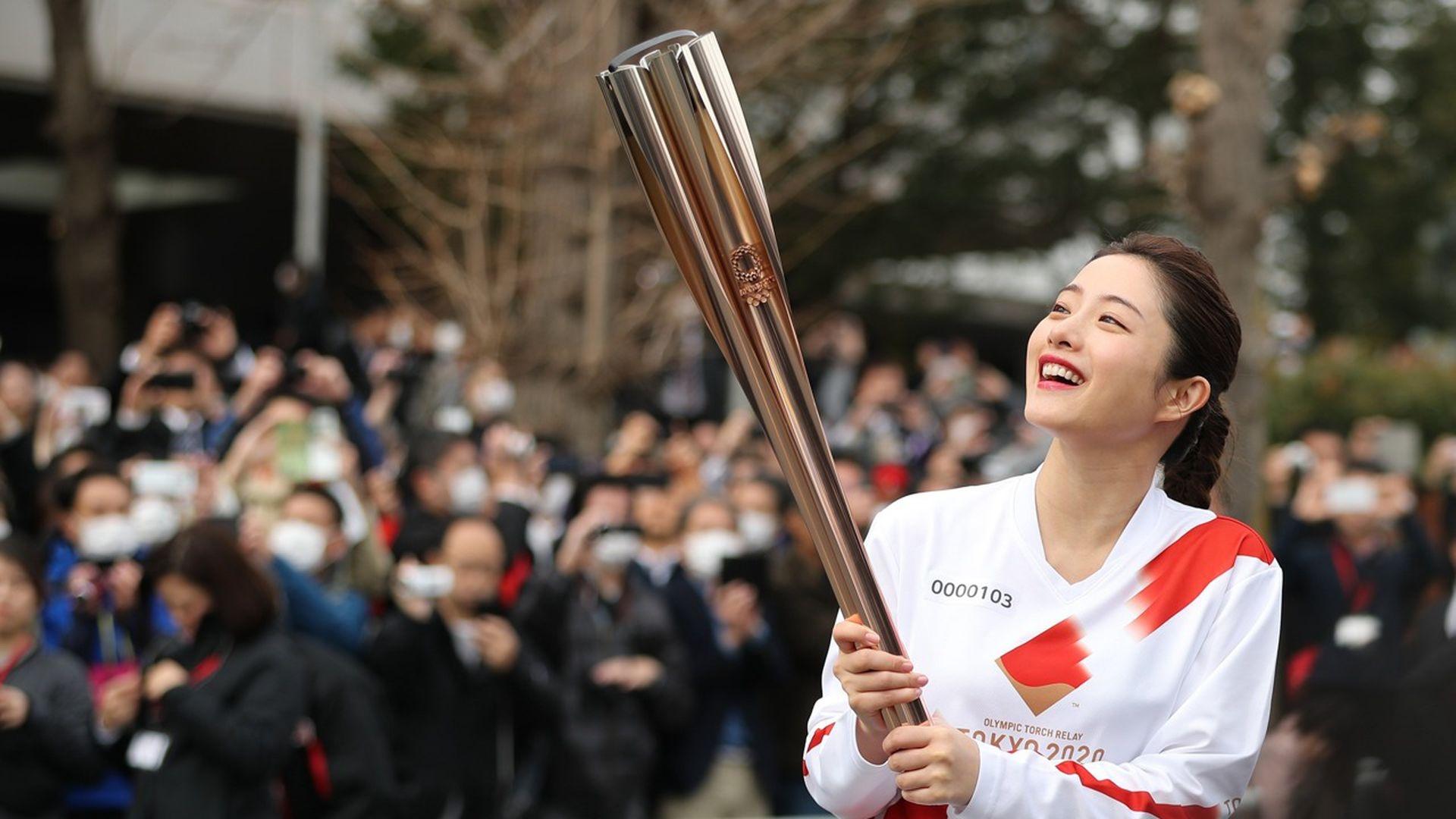 Tokyo 2020 Olympics desktop wallpaper