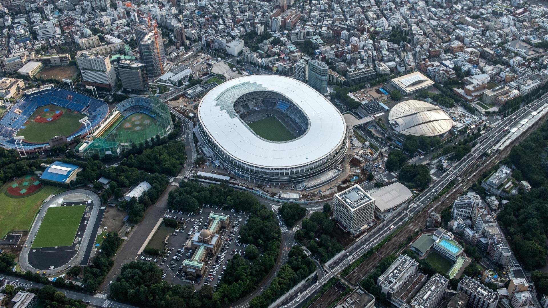 Tokyo 2020 Olympics best background