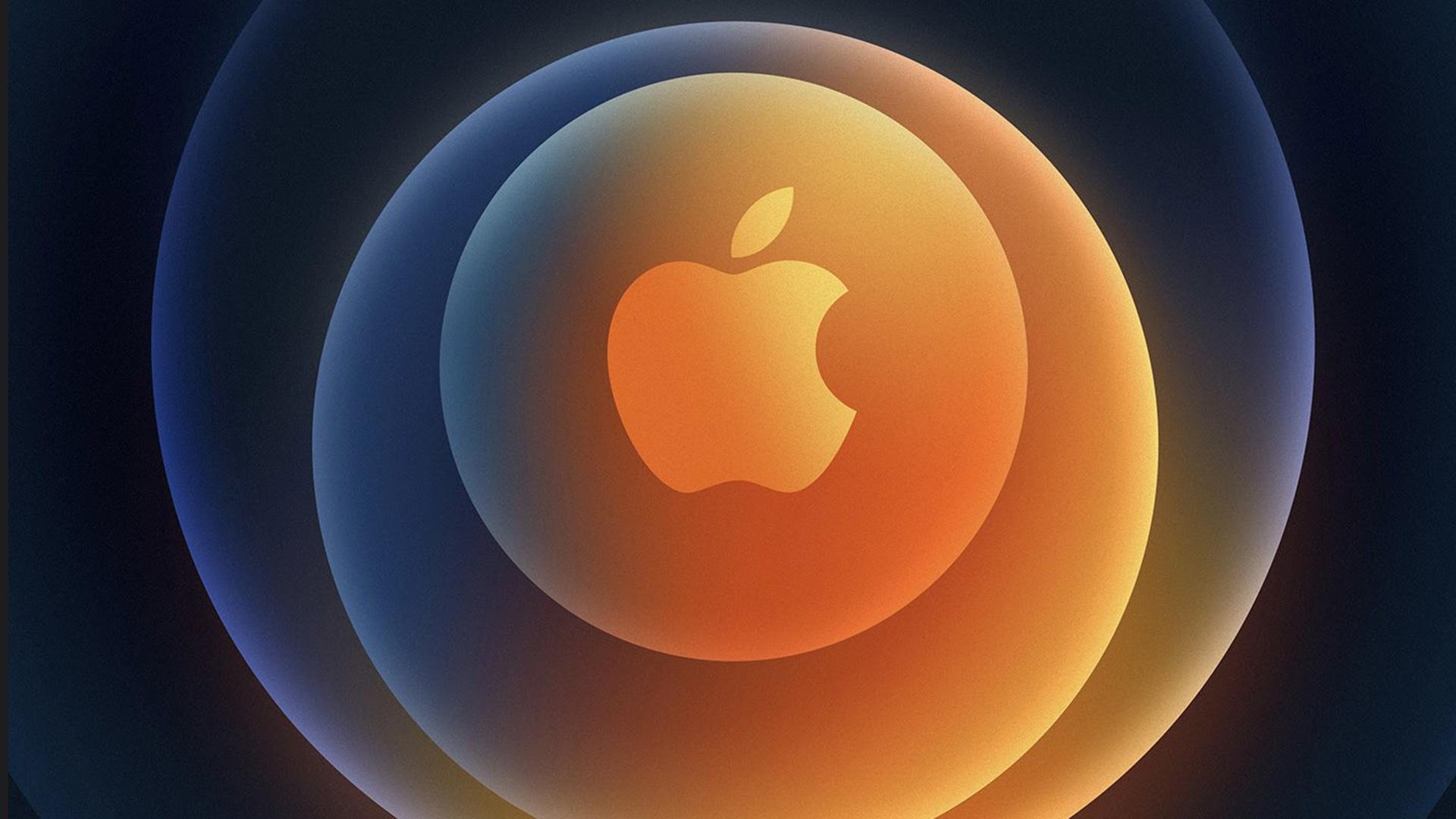 Apple Event October 2020 desktop background