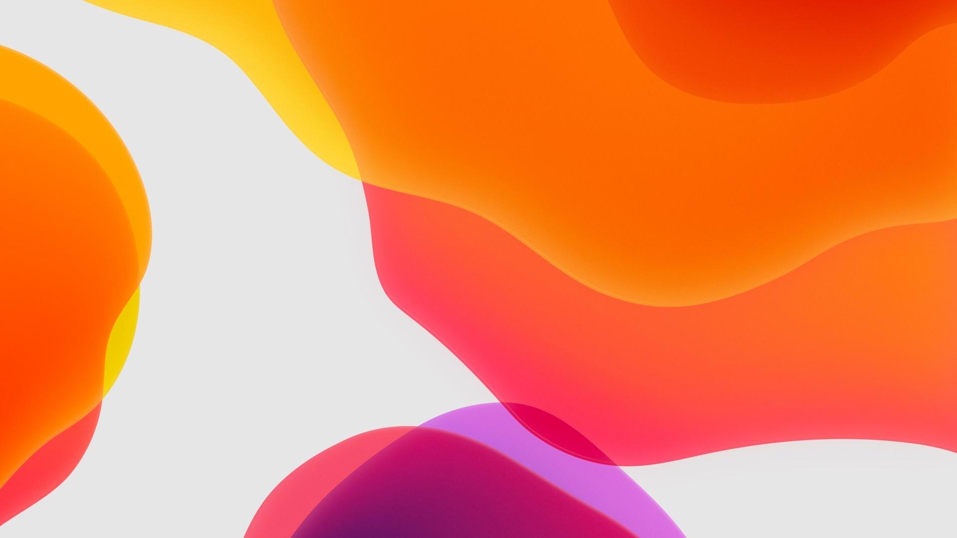 Ios 13 Liquid windows background