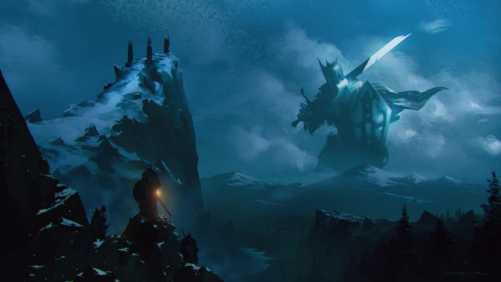 Giant Art best background