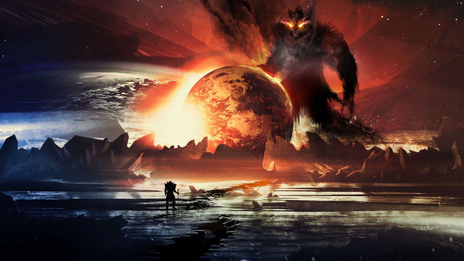 Giant Art desktop wallpaper free download