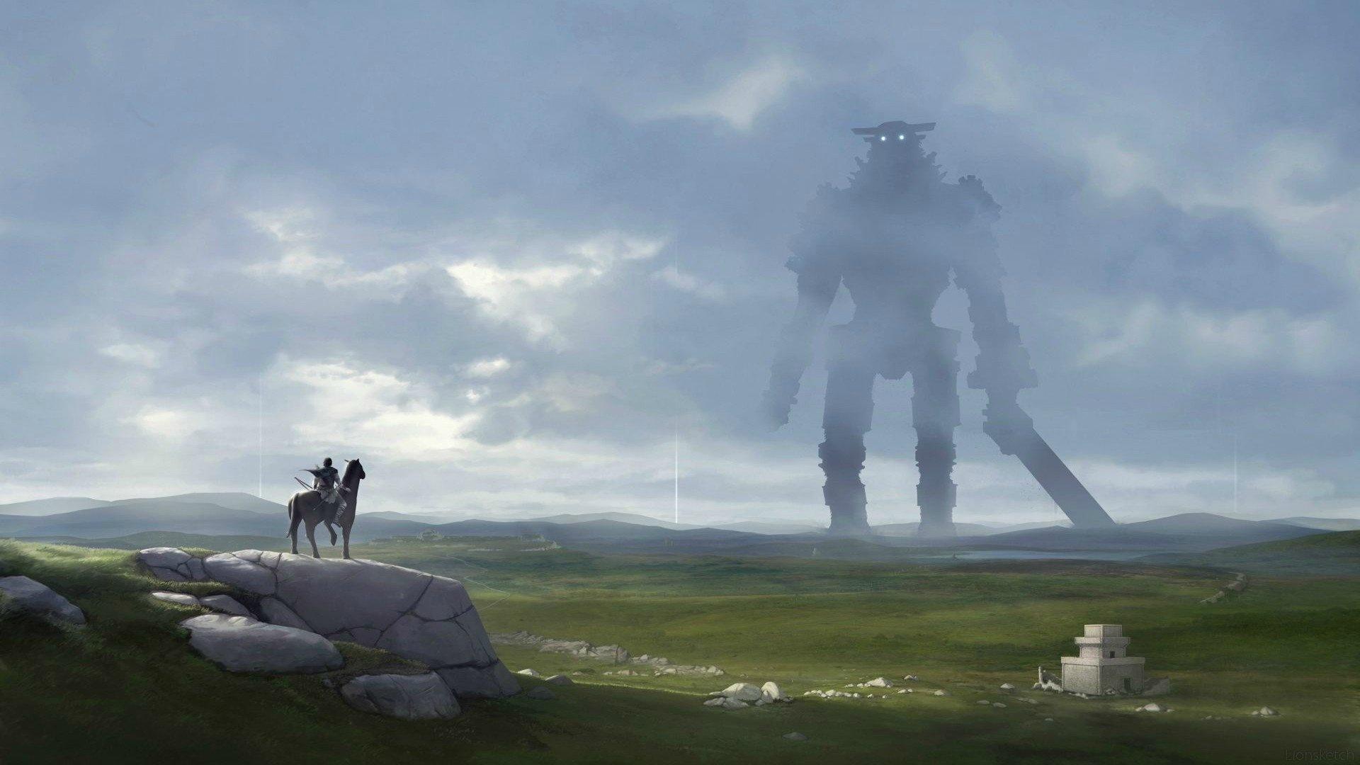 Giant Art free image