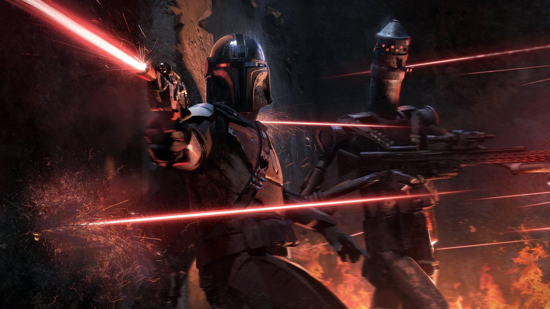 Star Wars background wallpaper