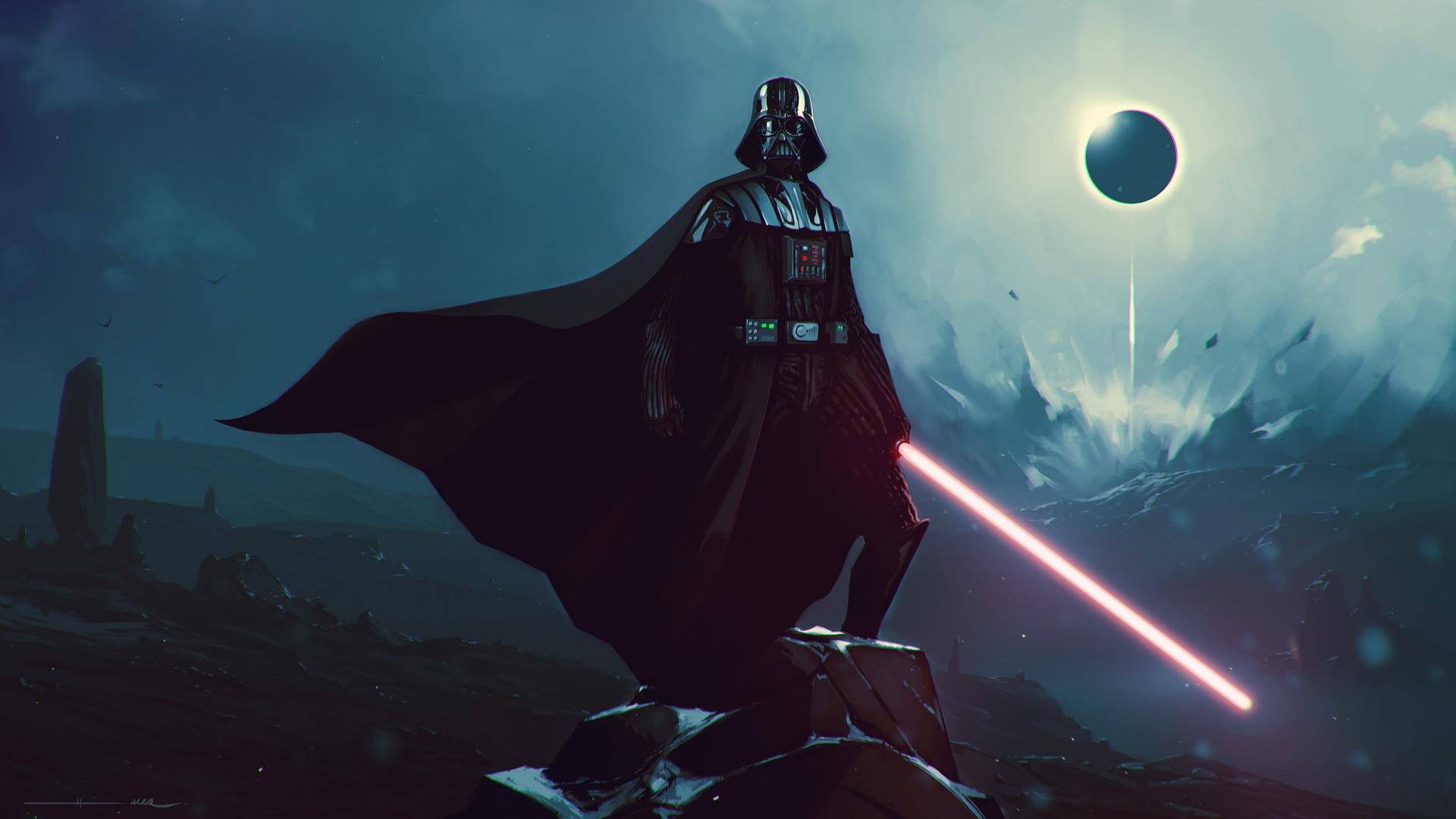 Star Wars desktop background