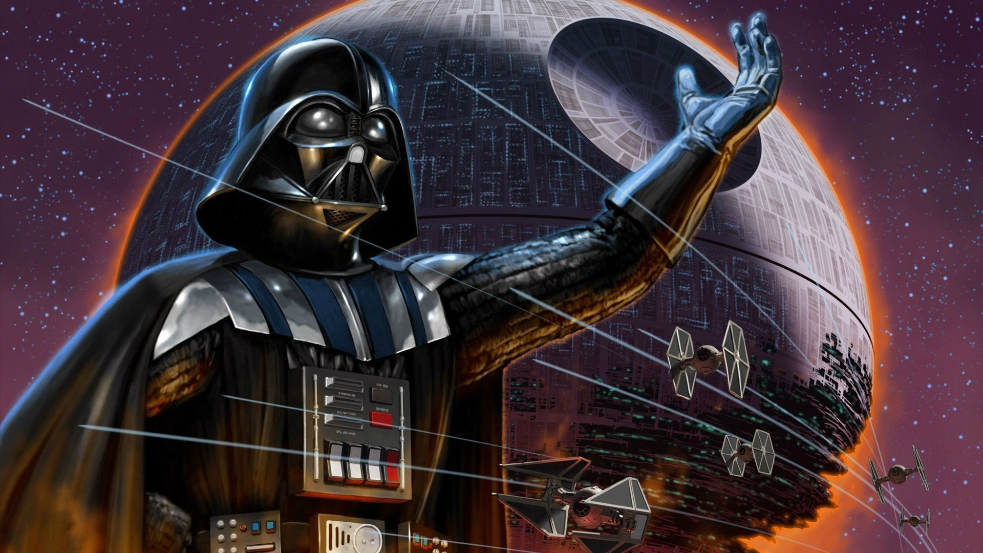 Star Wars windows wallpaper