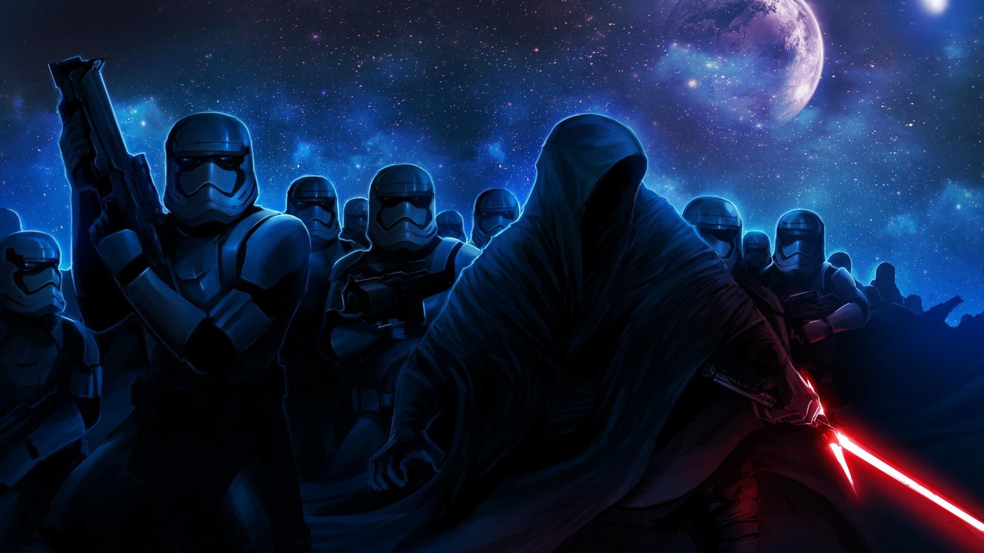 Star Wars hd background