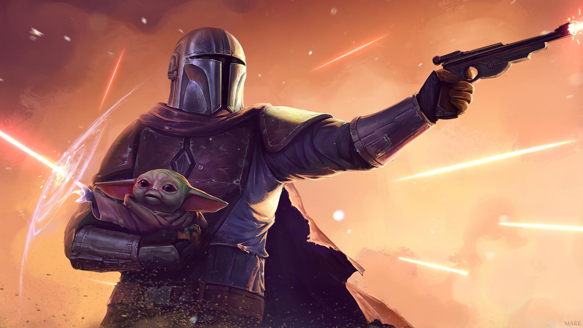 Star Wars laptop wallpaper