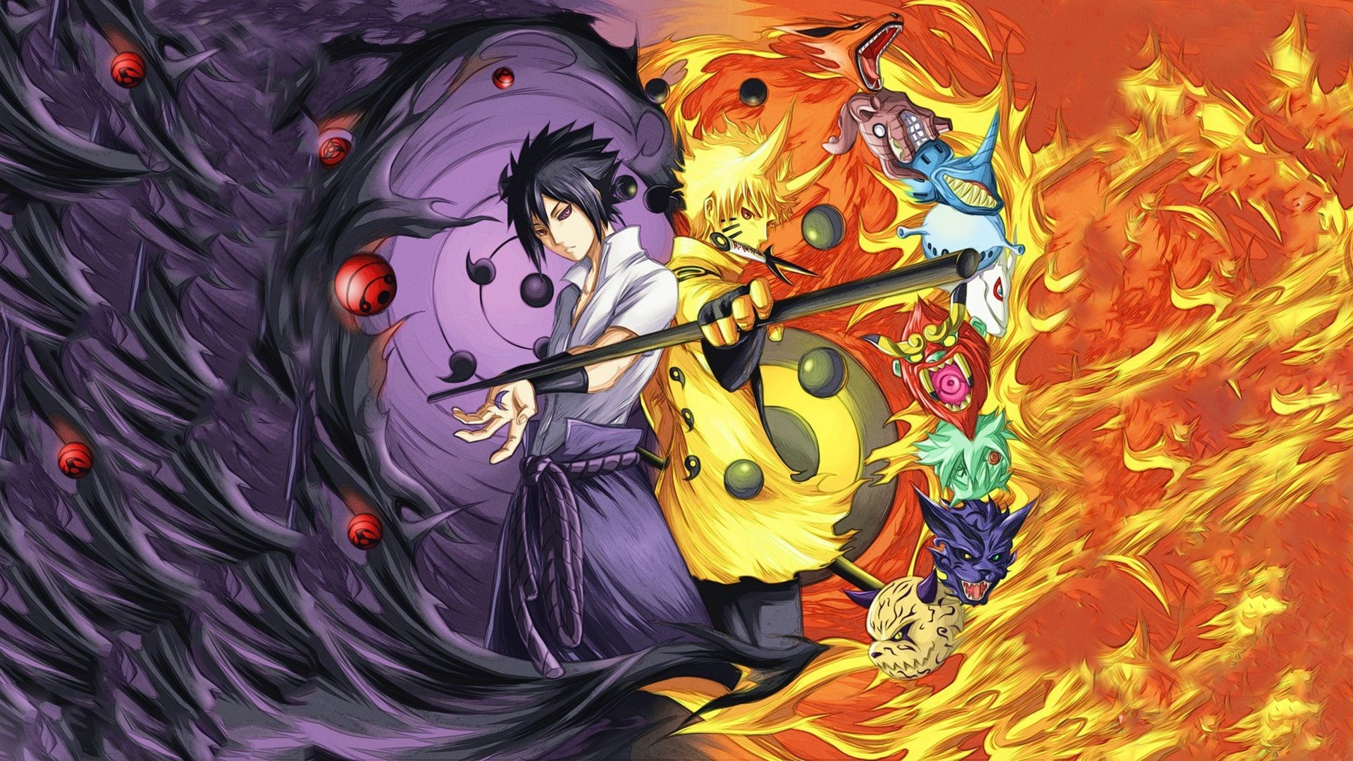 Naruto desktop wallpaper