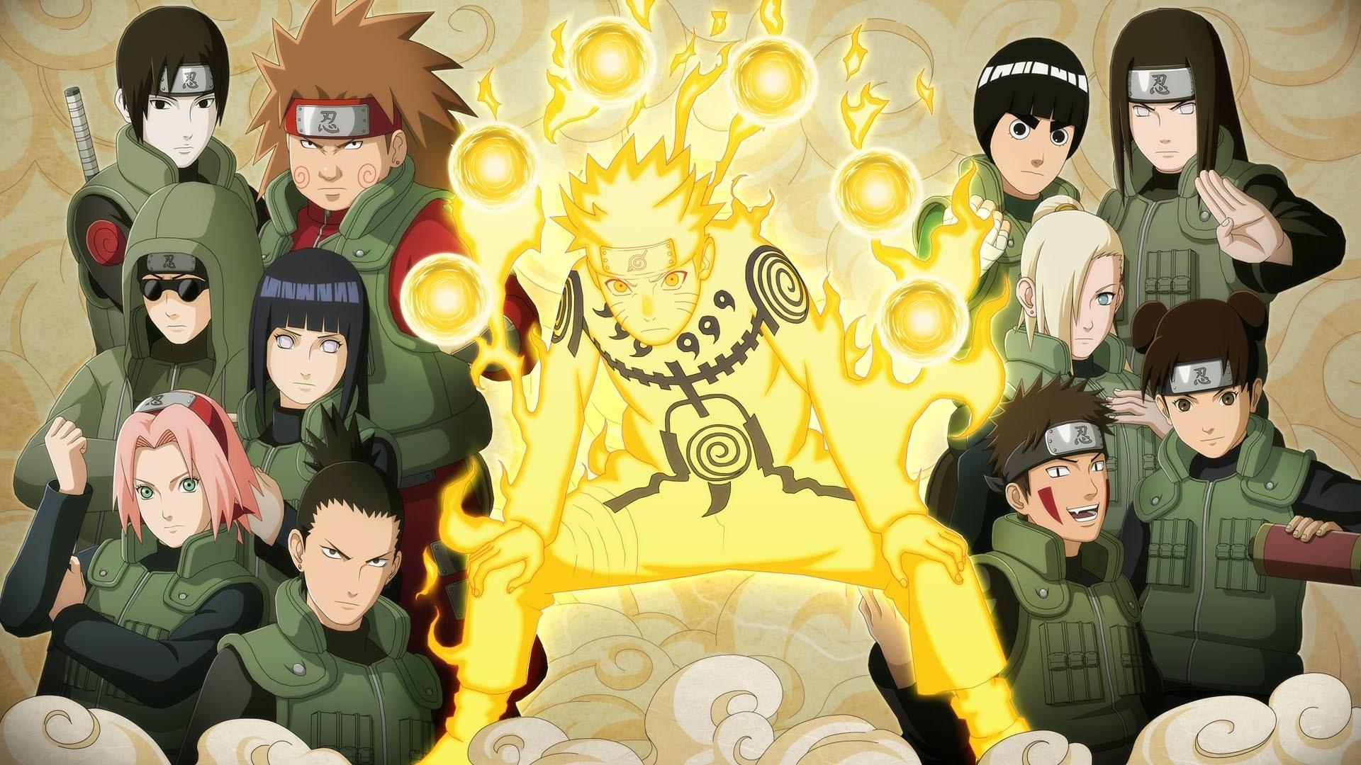 Naruto desktop wallpaper free download