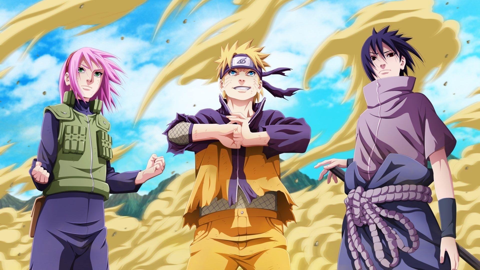 Naruto best background