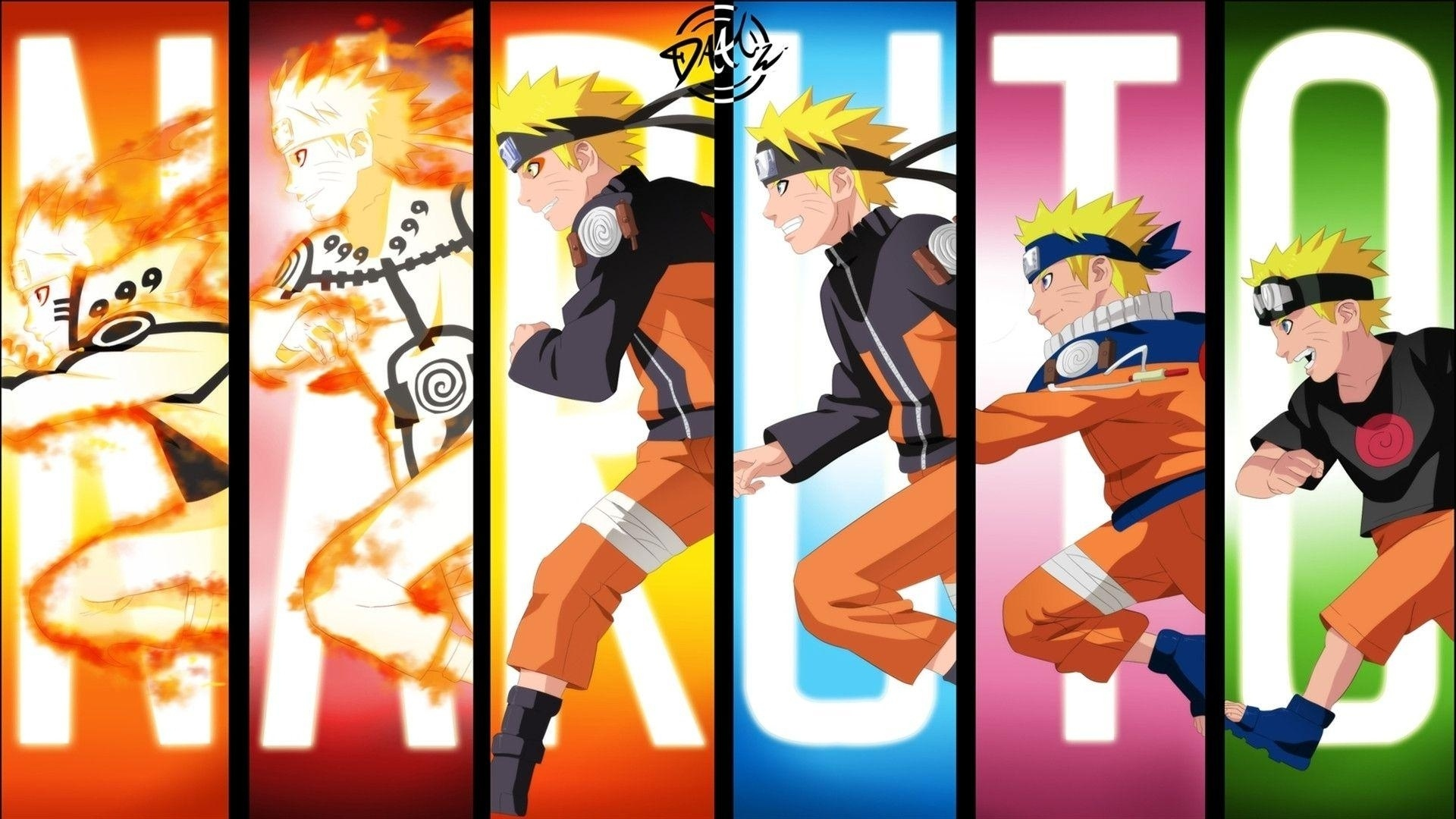 Naruto Uzumaki Wallpapers Wallpaper Cave desktop background