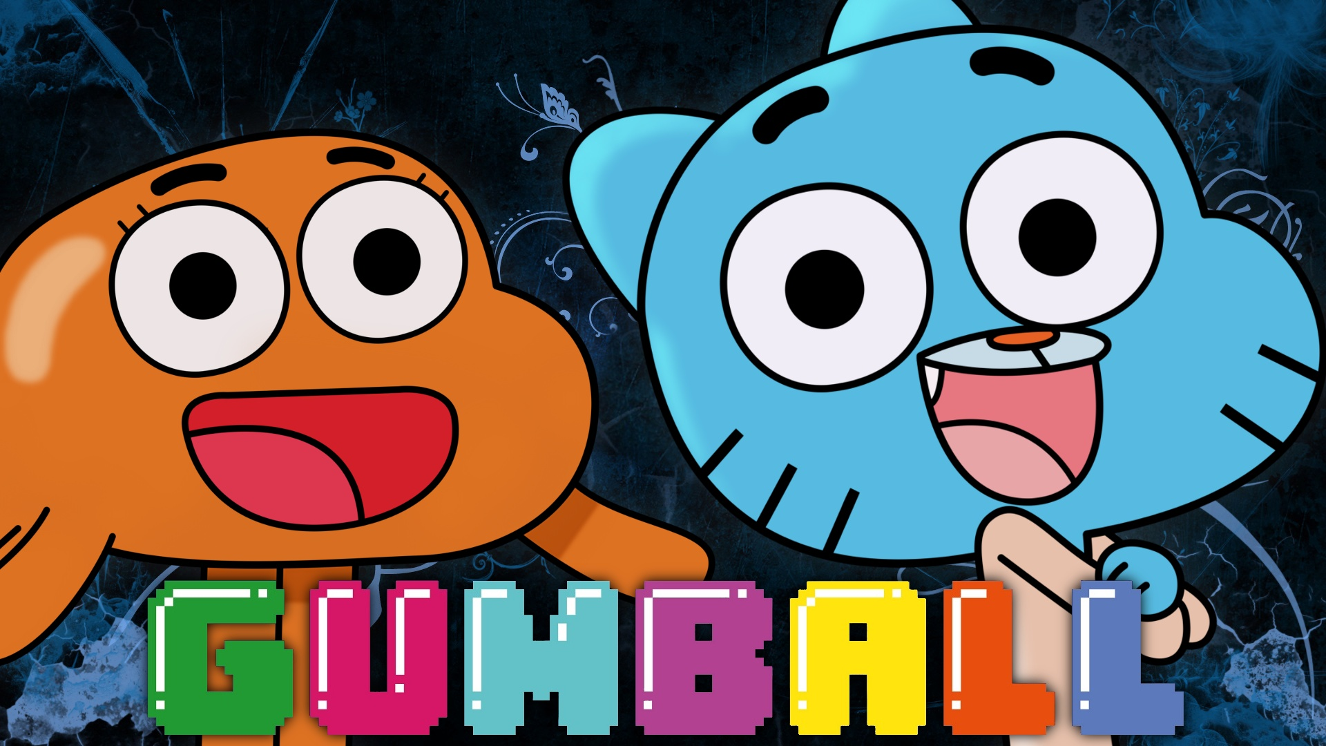 World Of Gumball free photo