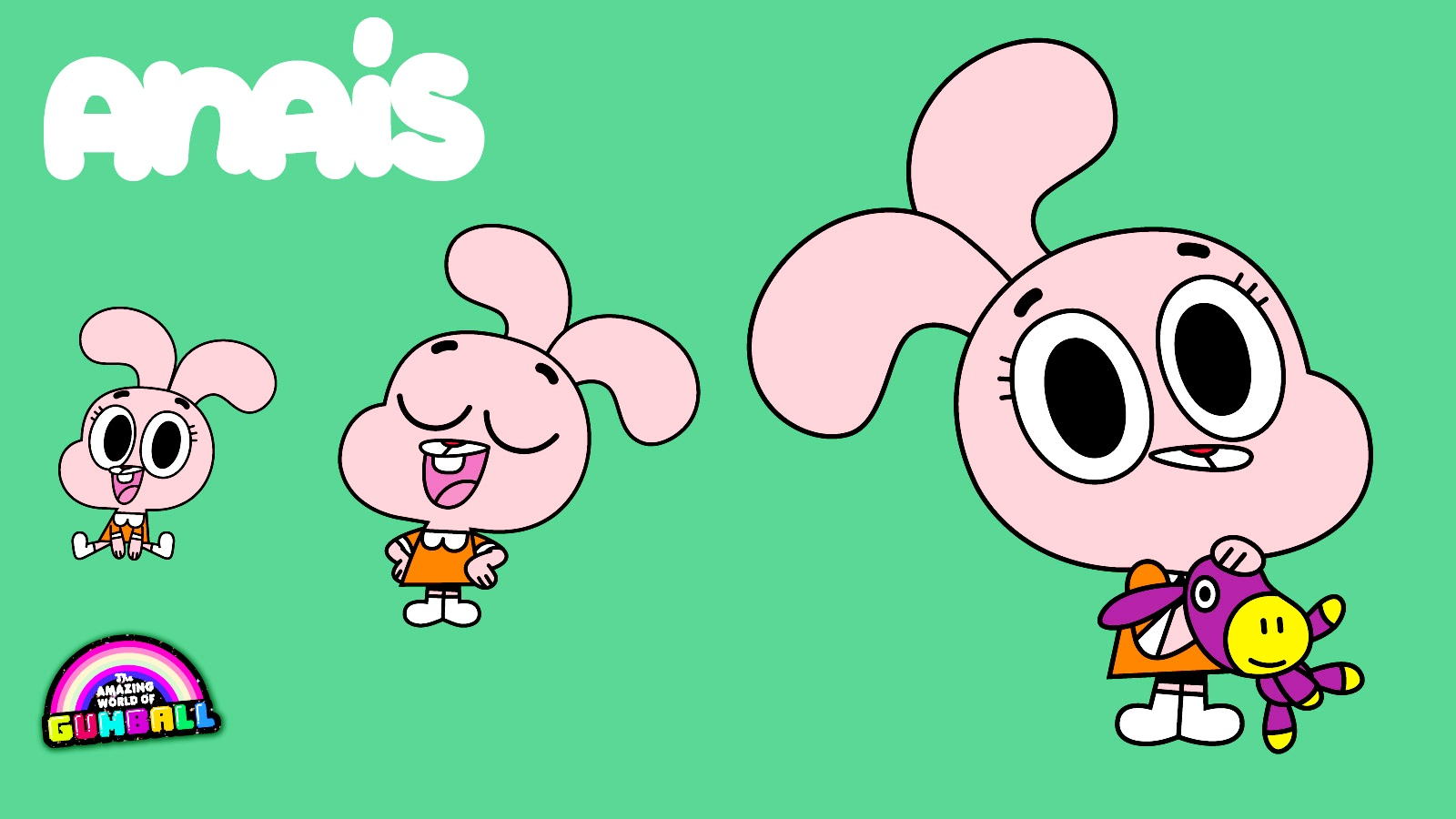 World Of Gumball free pic