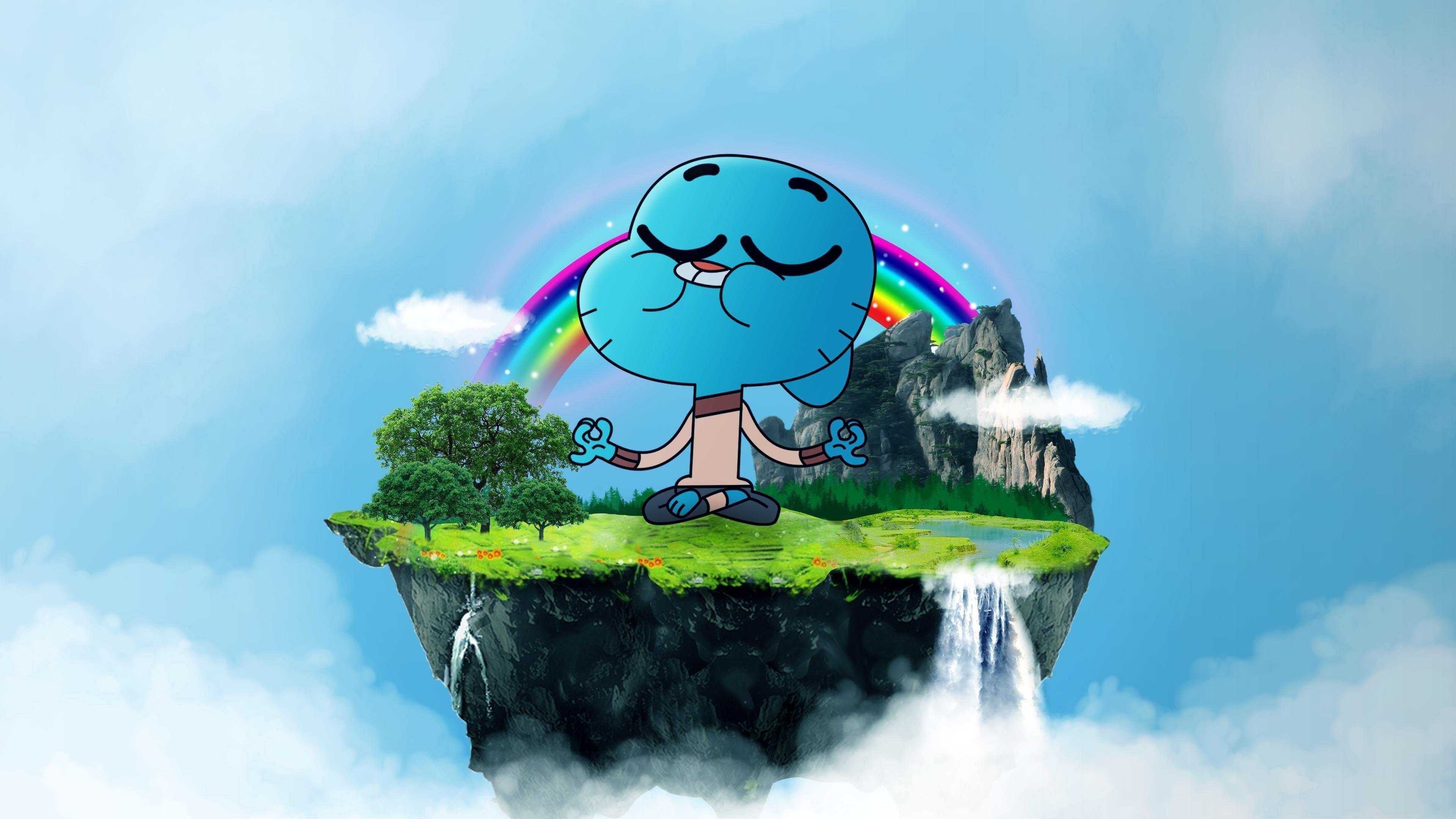 World Of Gumball best background