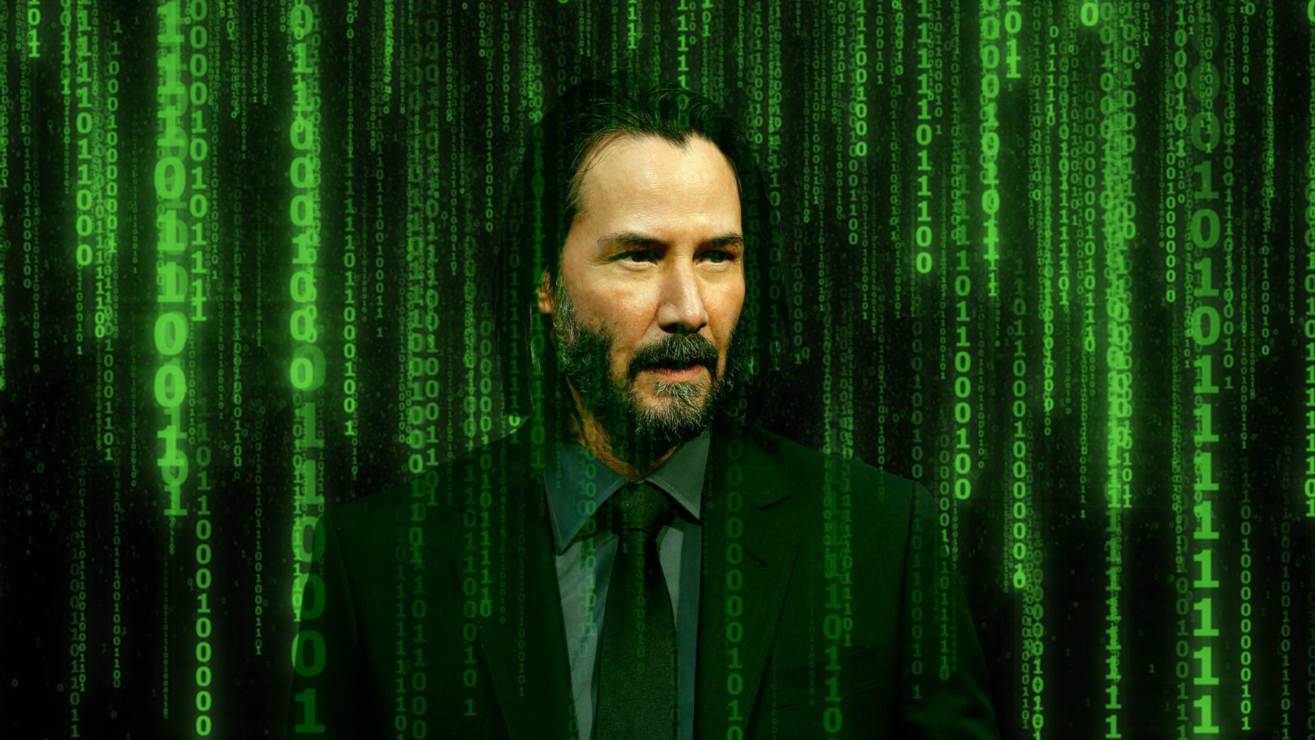 The Matrix 4 free photo