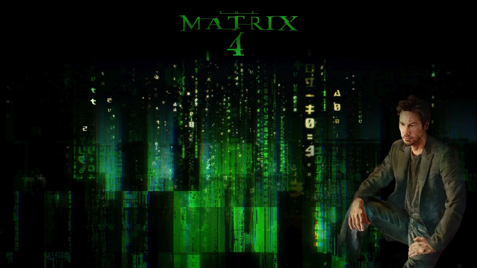 The Matrix 4 wallpaper hd