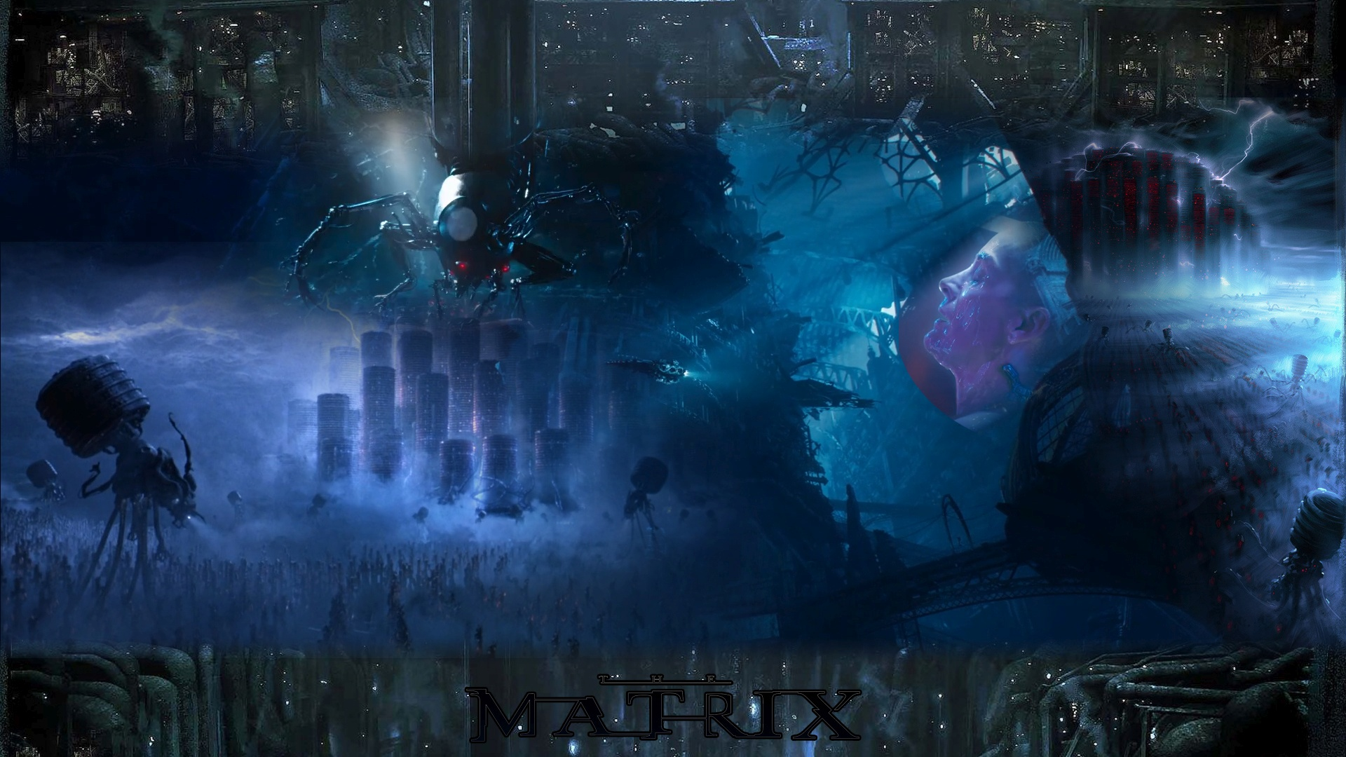 The Matrix 4 laptop wallpaper