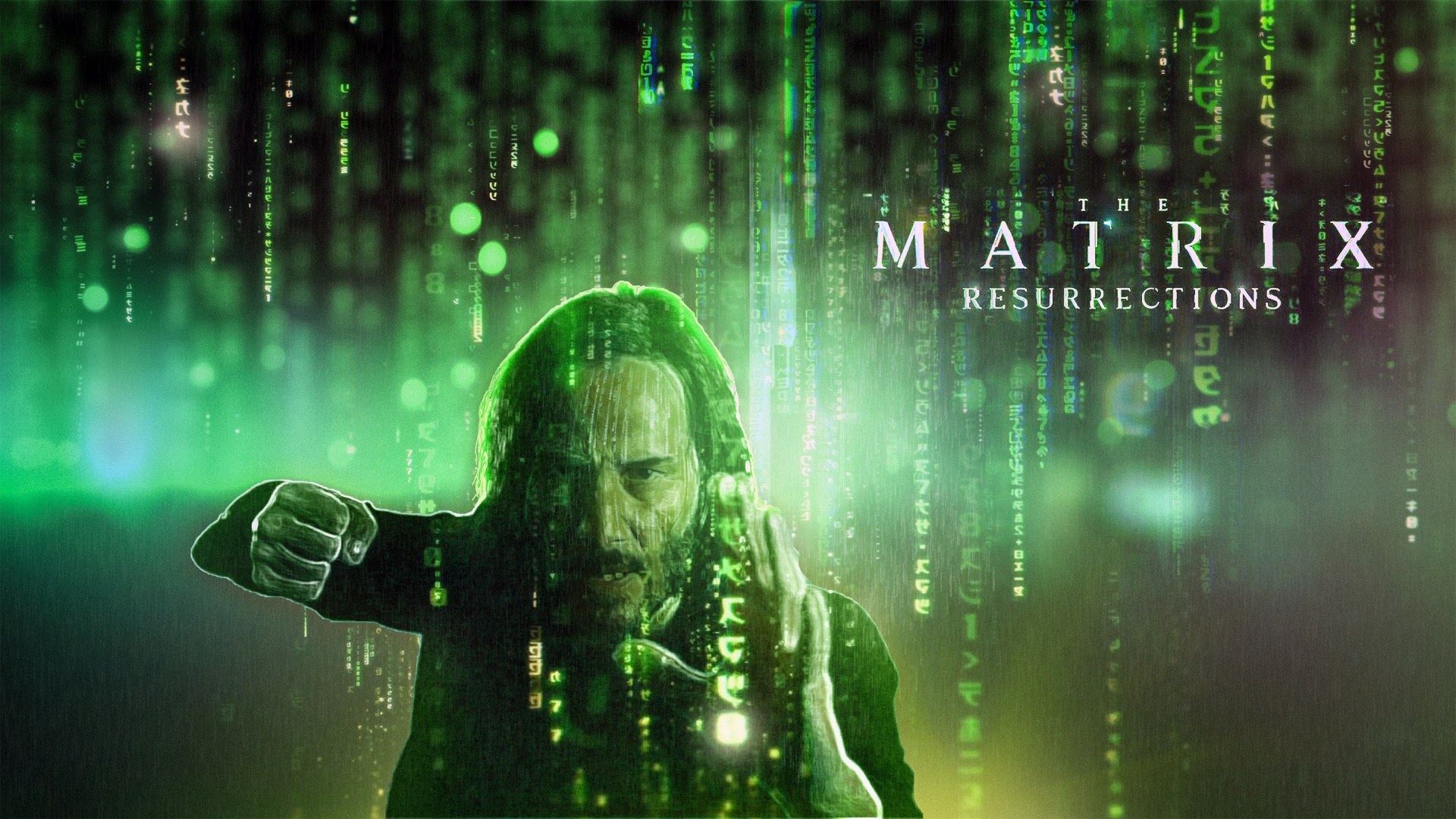 The Matrix 4 free pic