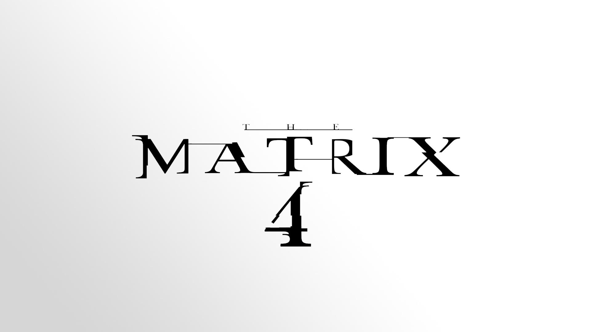 The Matrix 4 best background