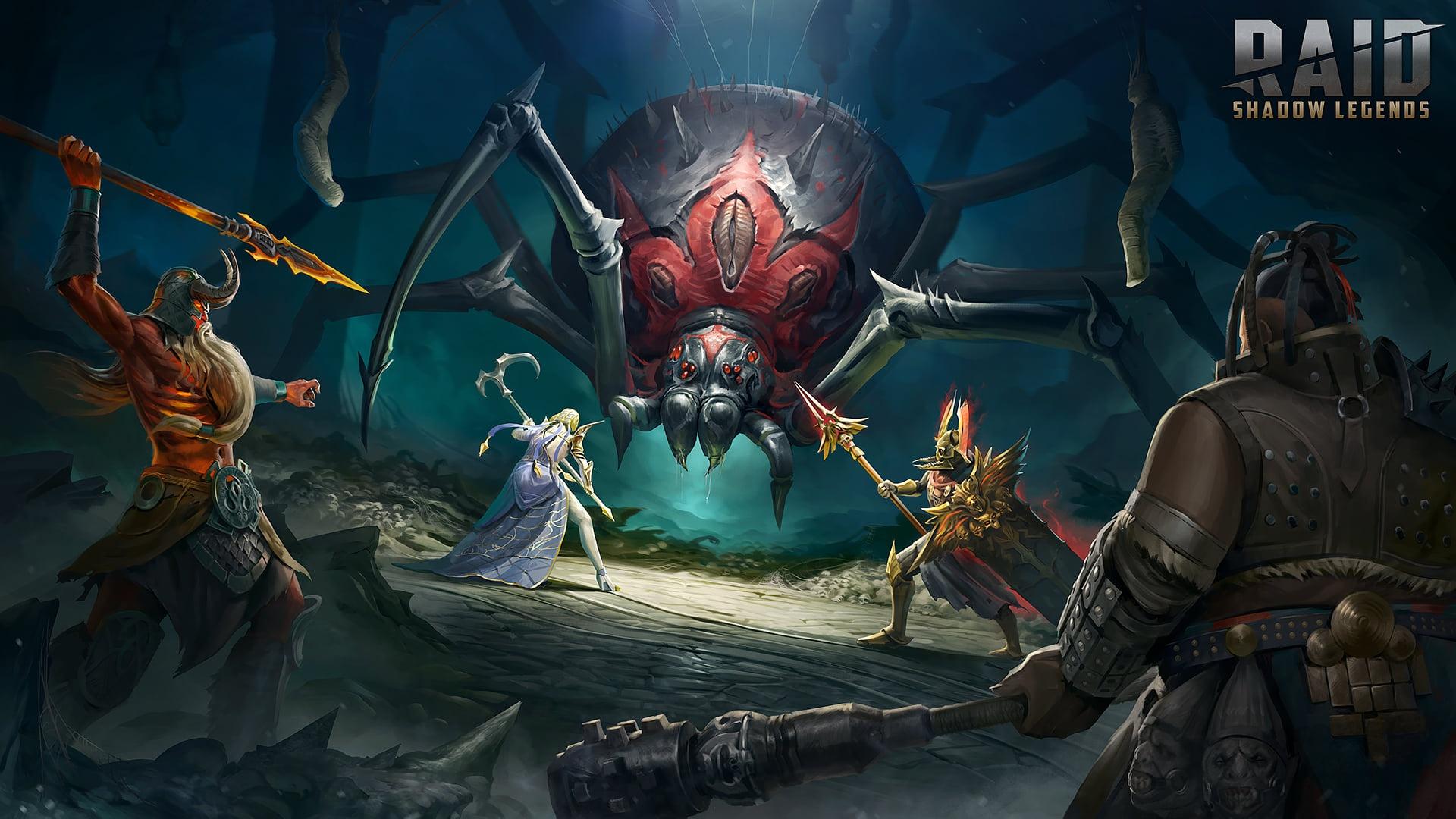Raid Shadow Legends free image