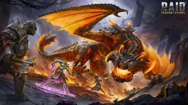 Raid Shadow Legends wallpaper hd
