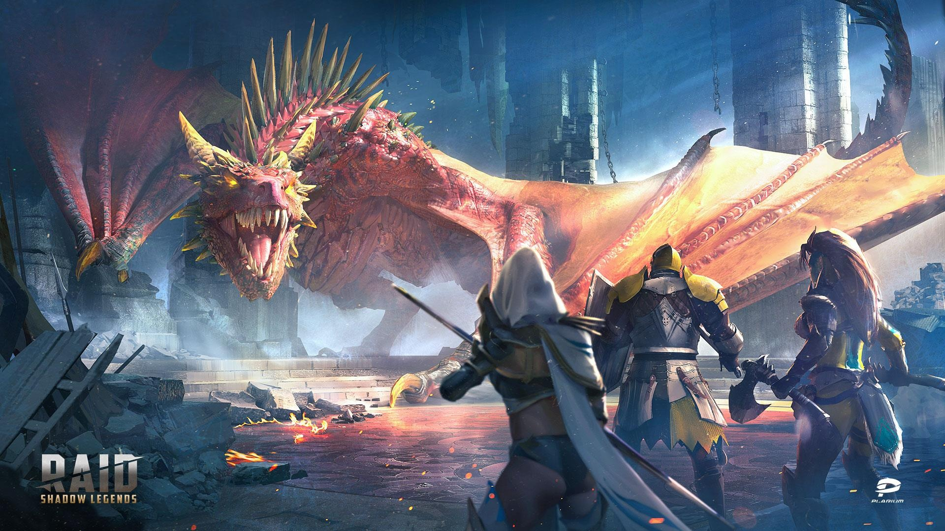 Raid Shadow Legends pc wallpaper