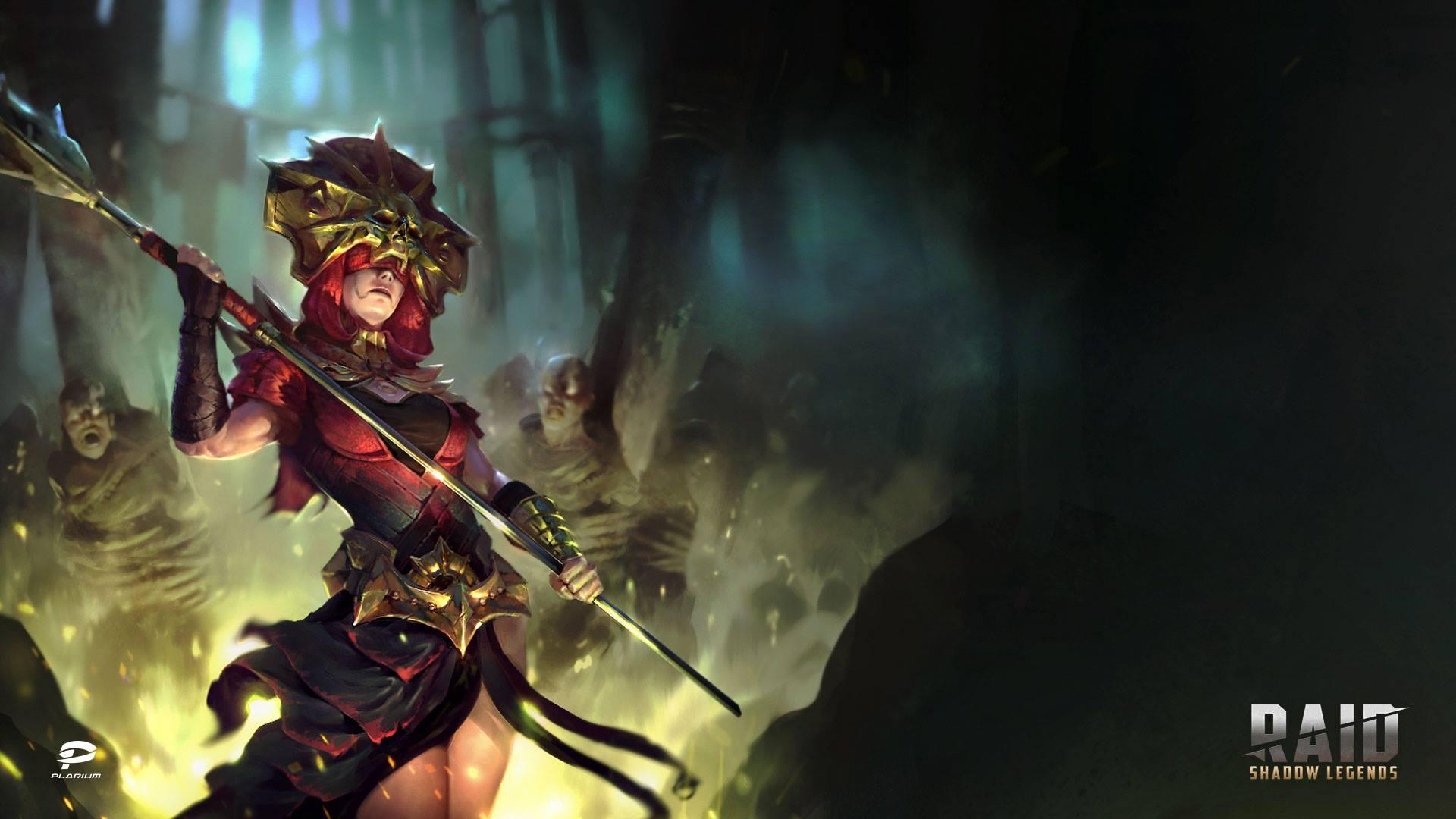 Raid Shadow Legends desktop background