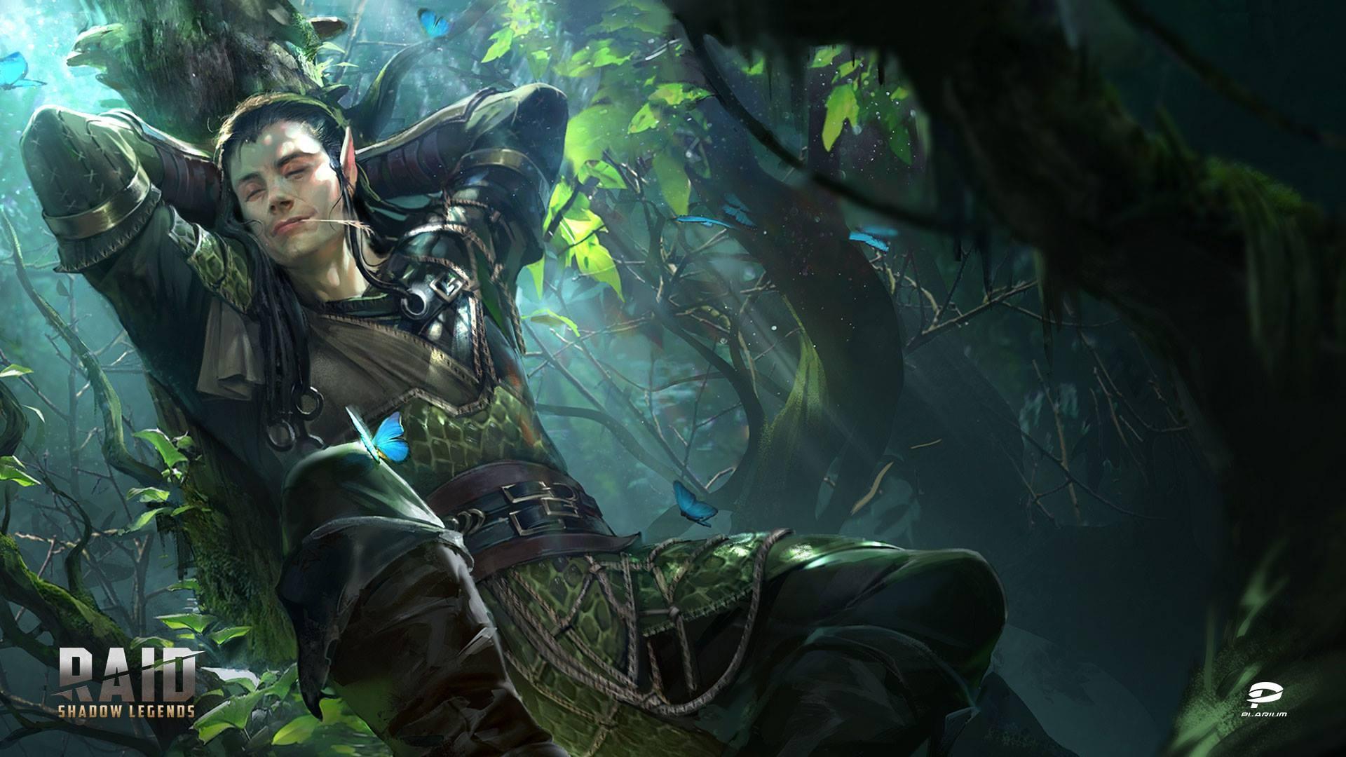 Raid Shadow Legends desktop wallpaper