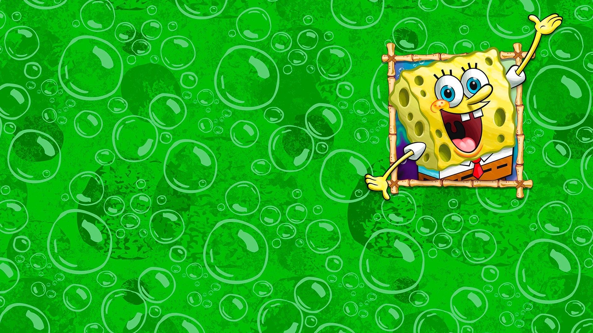 Sponge desktop wallpaper