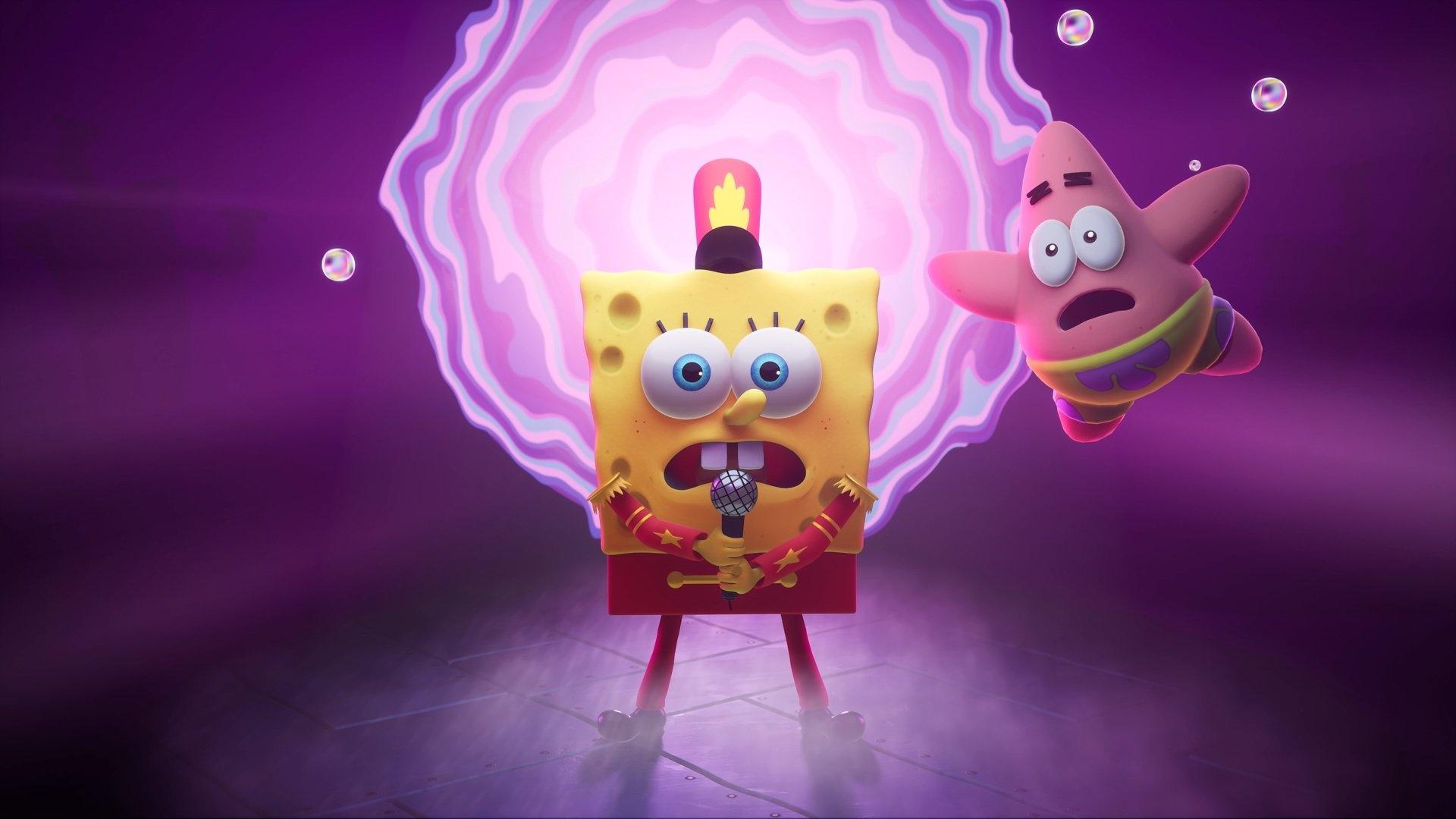 Sponge pc wallpaper